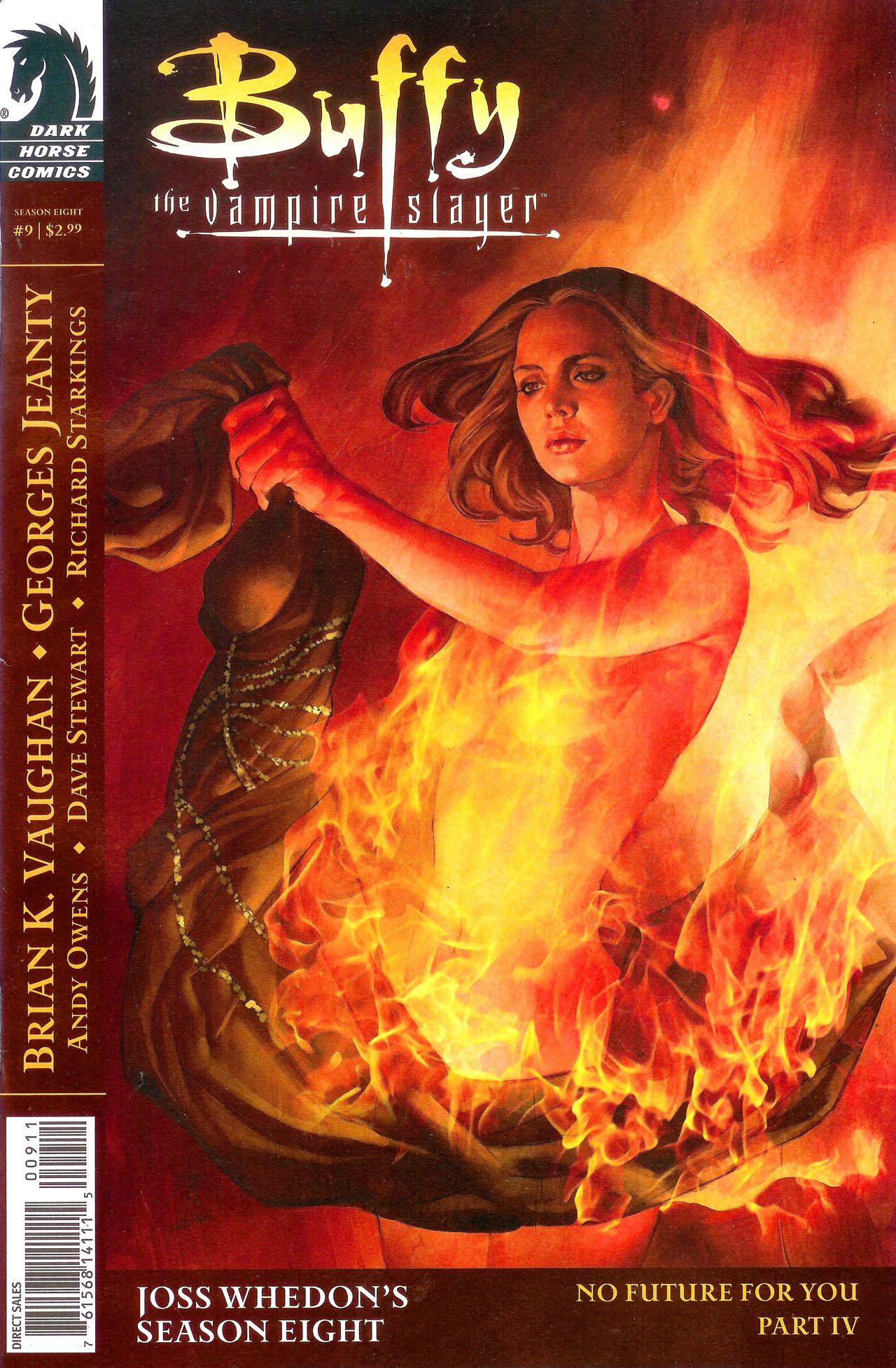 Buffy the Vampire Slayer Season Eight 9 Page 1