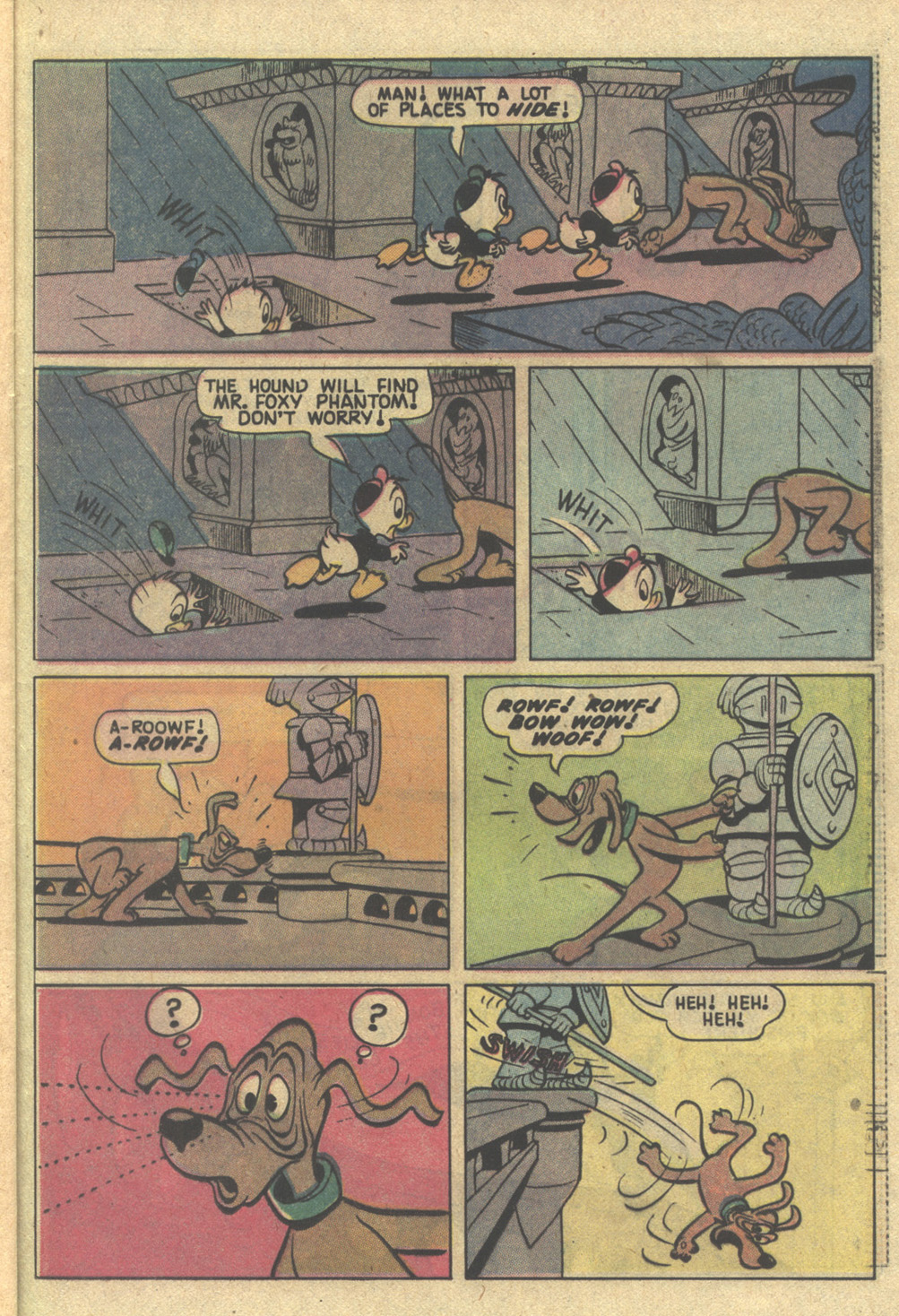 Read online Uncle Scrooge (1953) comic -  Issue #184 - 25