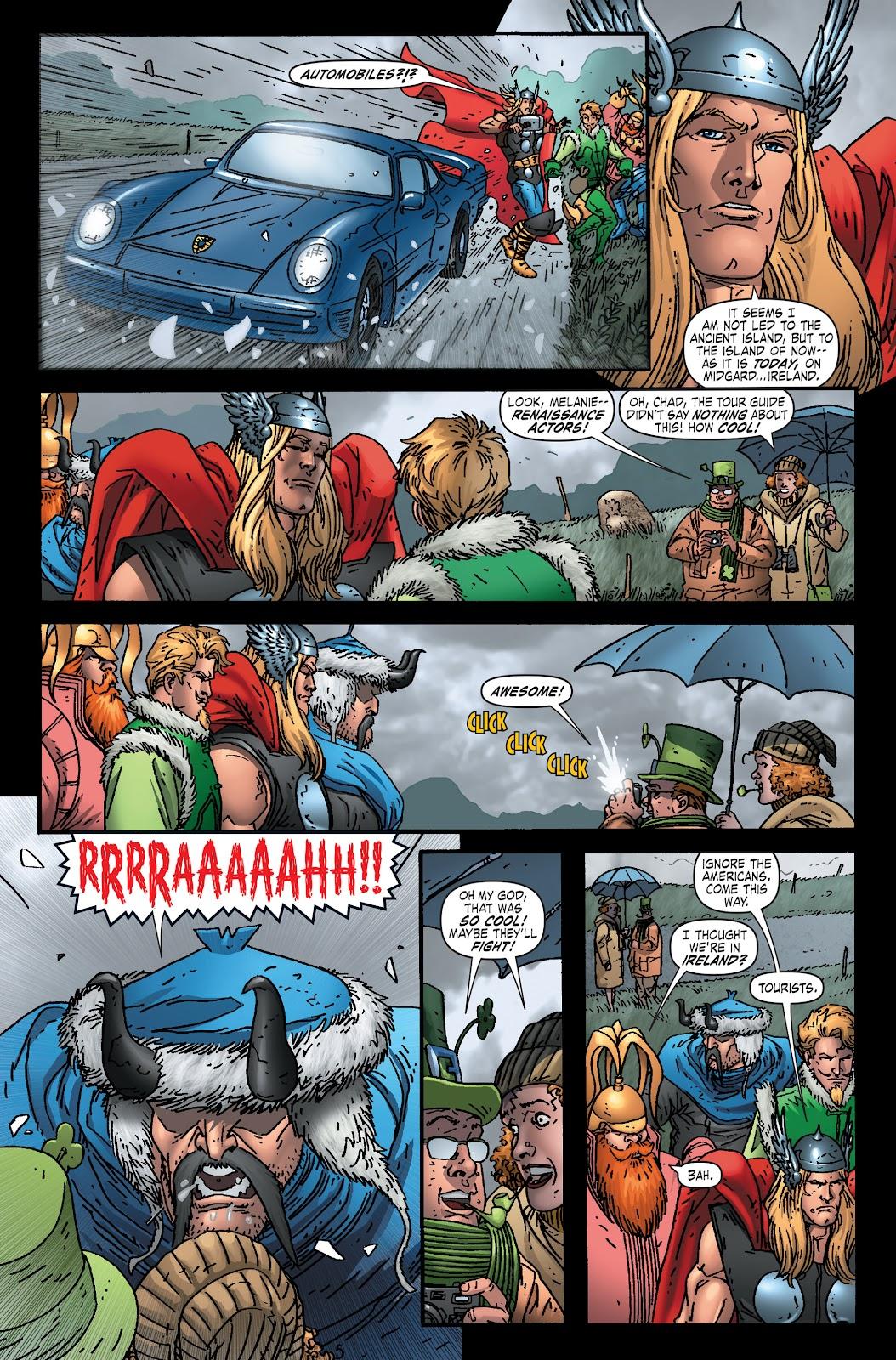 Read online Thor: Ragnaroks comic -  Issue # TPB (Part 1) - 79