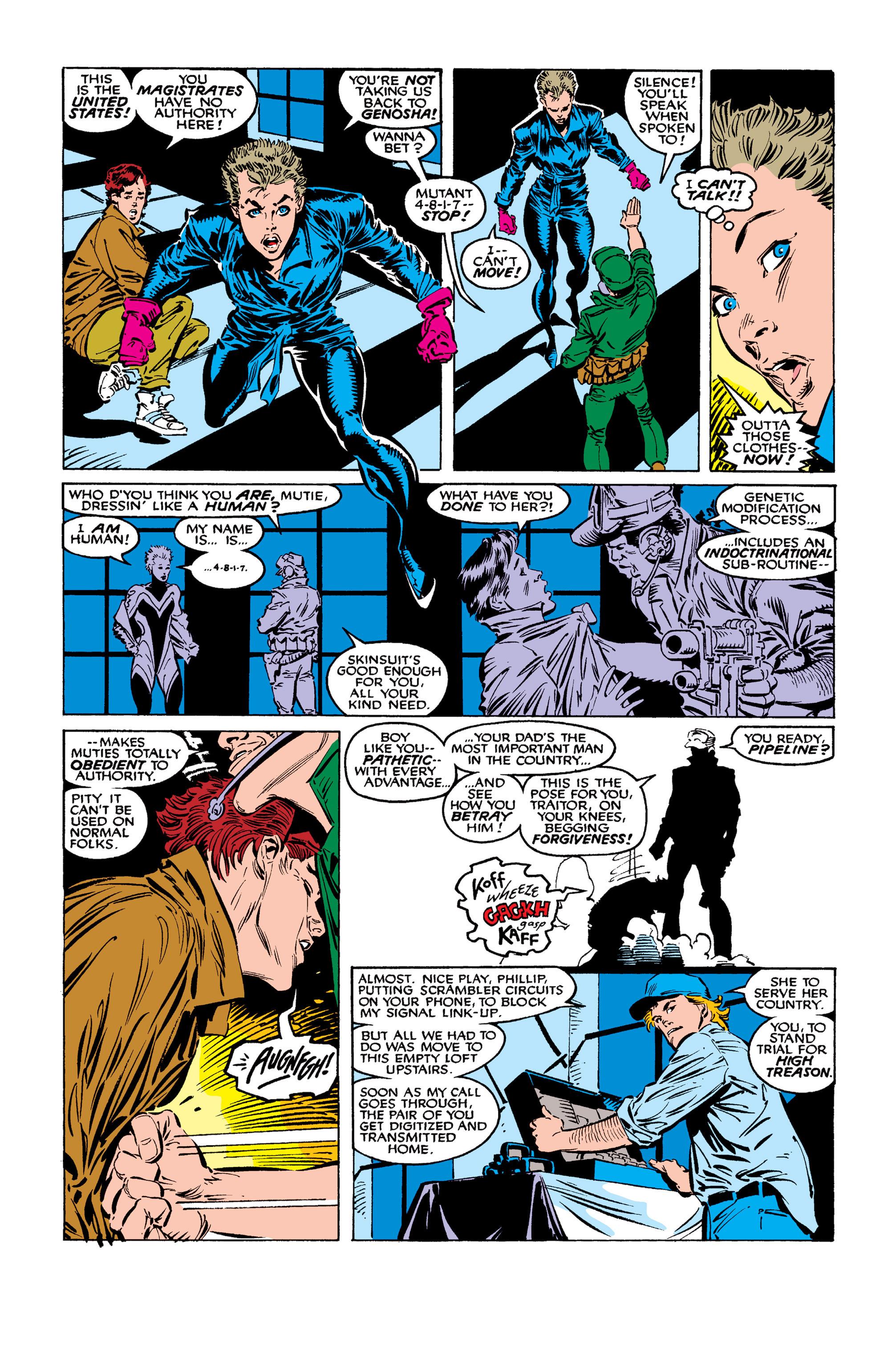 Read online Uncanny X-Men (1963) comic -  Issue #259 - 3