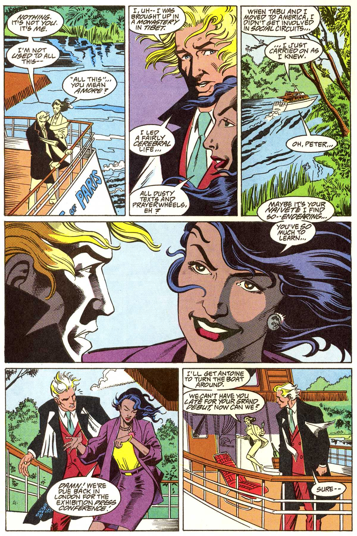 Read online Peter Cannon--Thunderbolt (1992) comic -  Issue #5 - 5