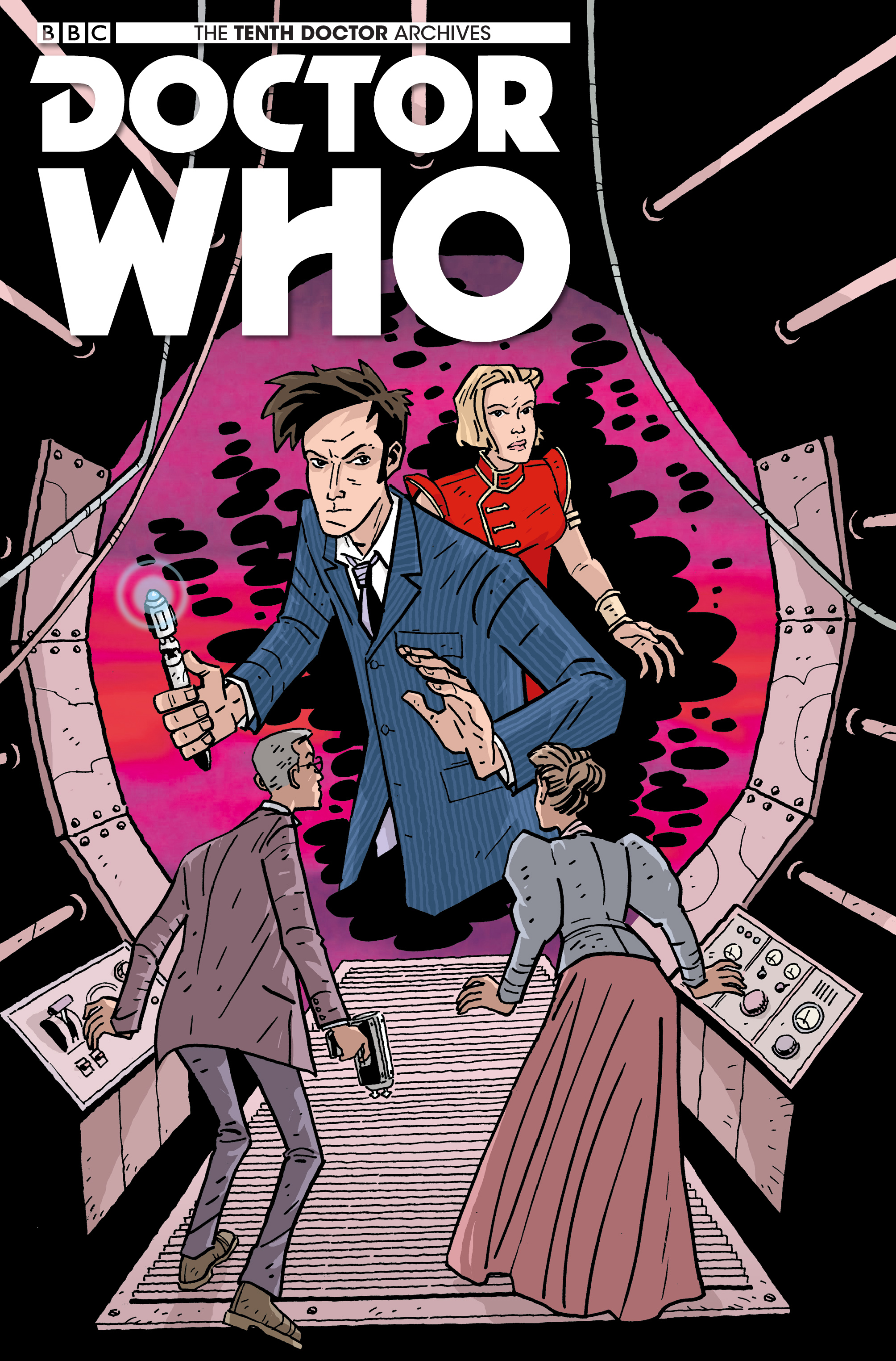 Read online Doctor Who: The Tenth Doctor Archives comic -  Issue #31 - 1