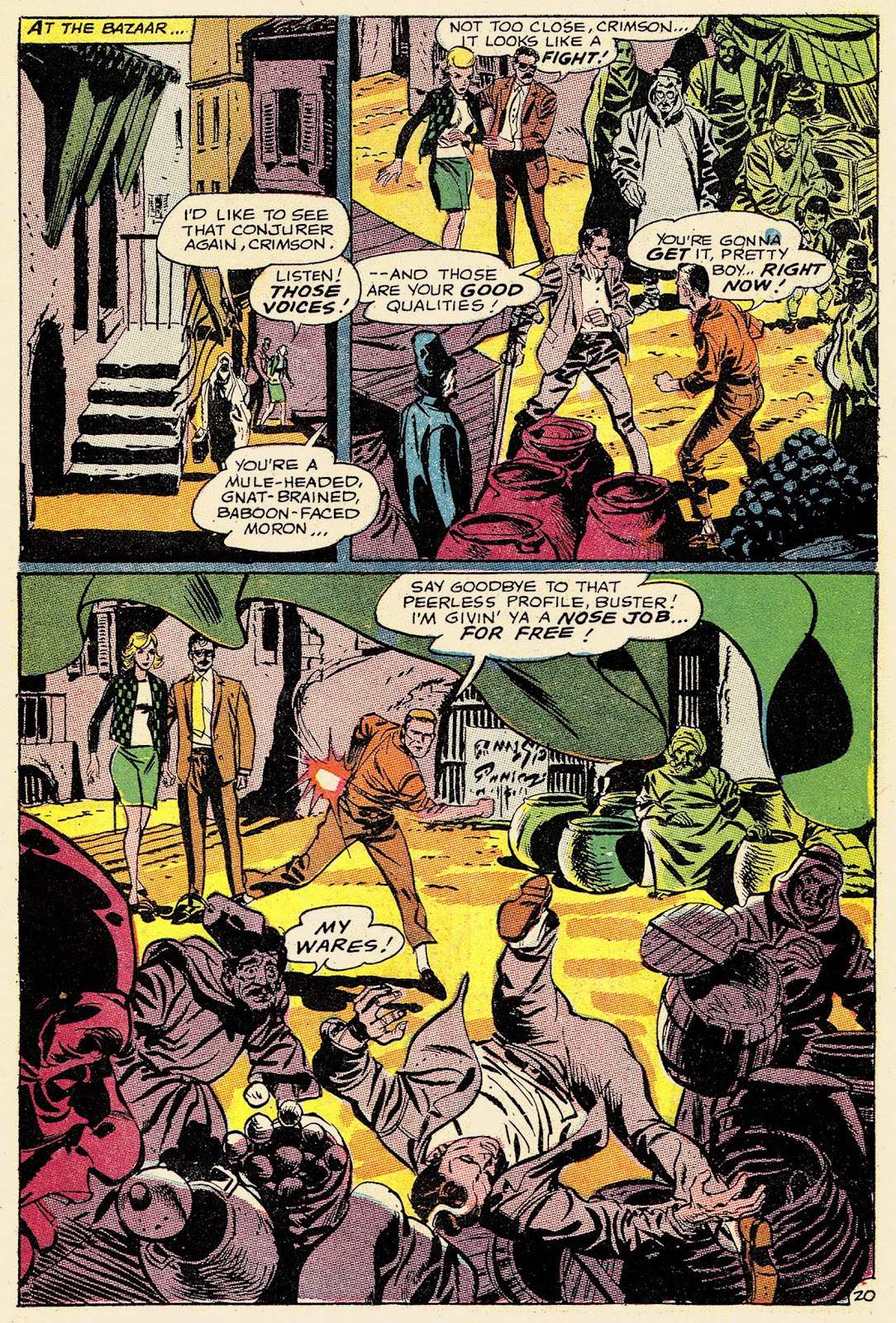 Secret Six (1968) issue 2 - Page 27