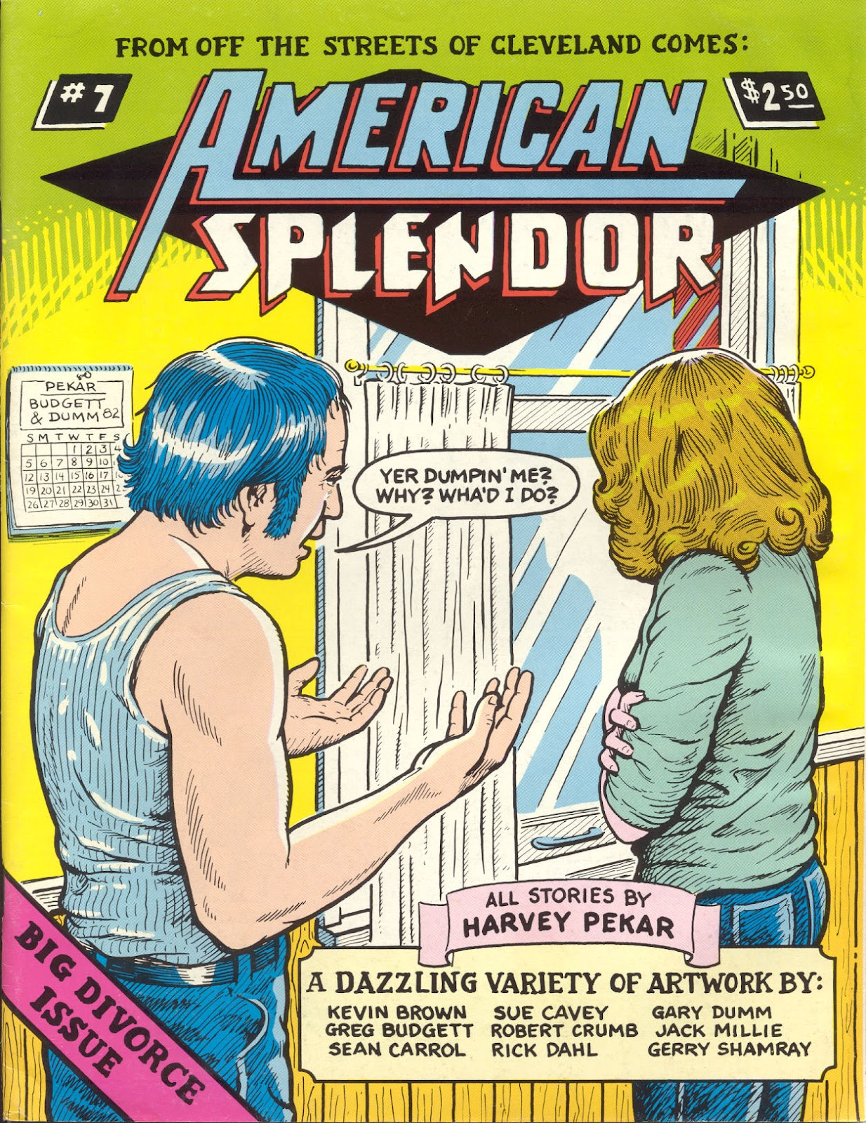 American Splendor (1976) issue 7 - Page 2