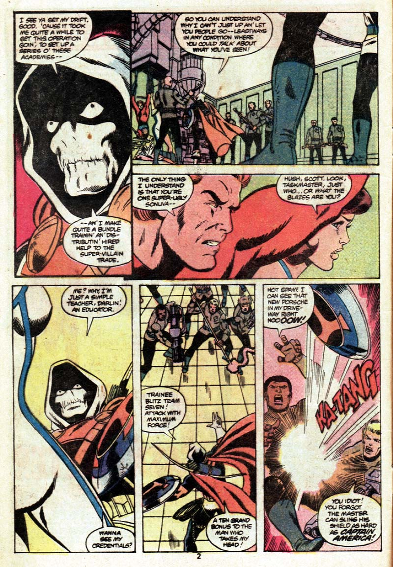 The Avengers (1963) 196 Page 2