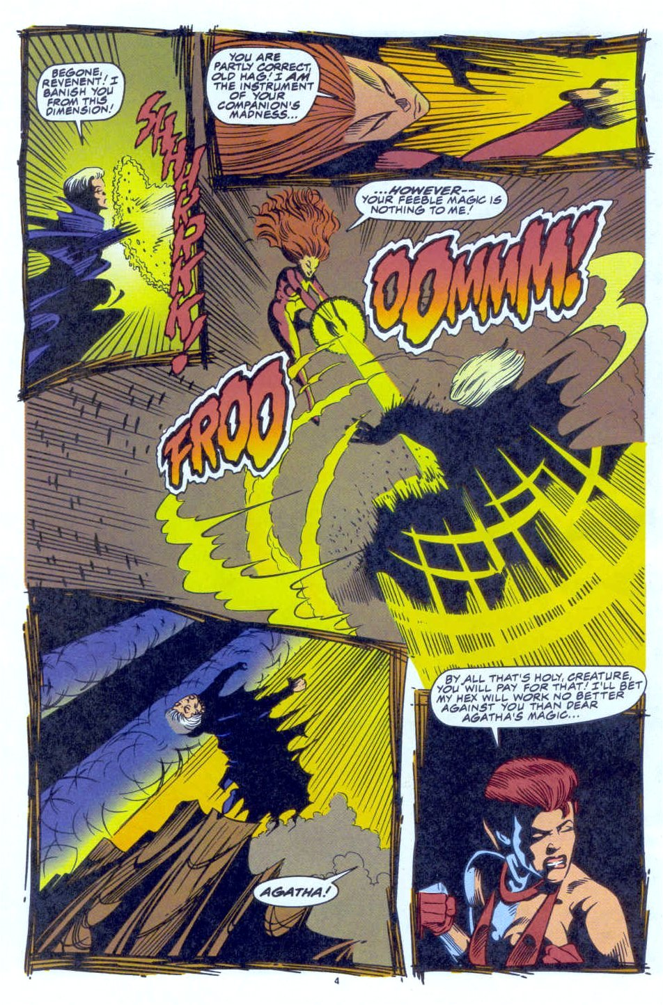 Scarlet Witch (1994) Issue #4 #4 - English 6