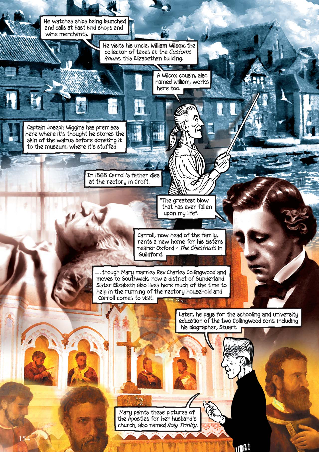 Read online Alice in Sunderland comic -  Issue # Full - 158