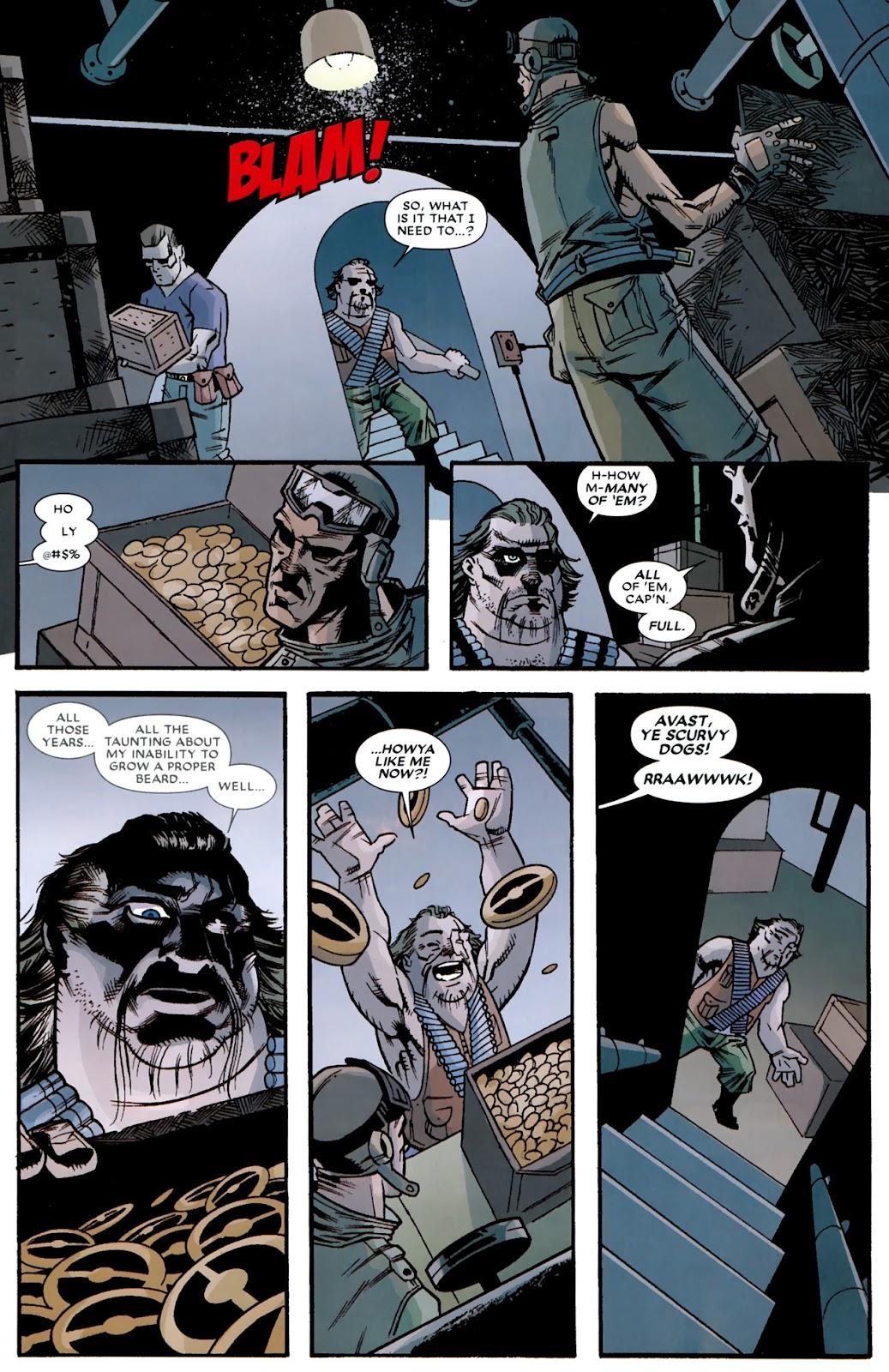 Read online Deadpool (2008) comic -  Issue #14 - 7