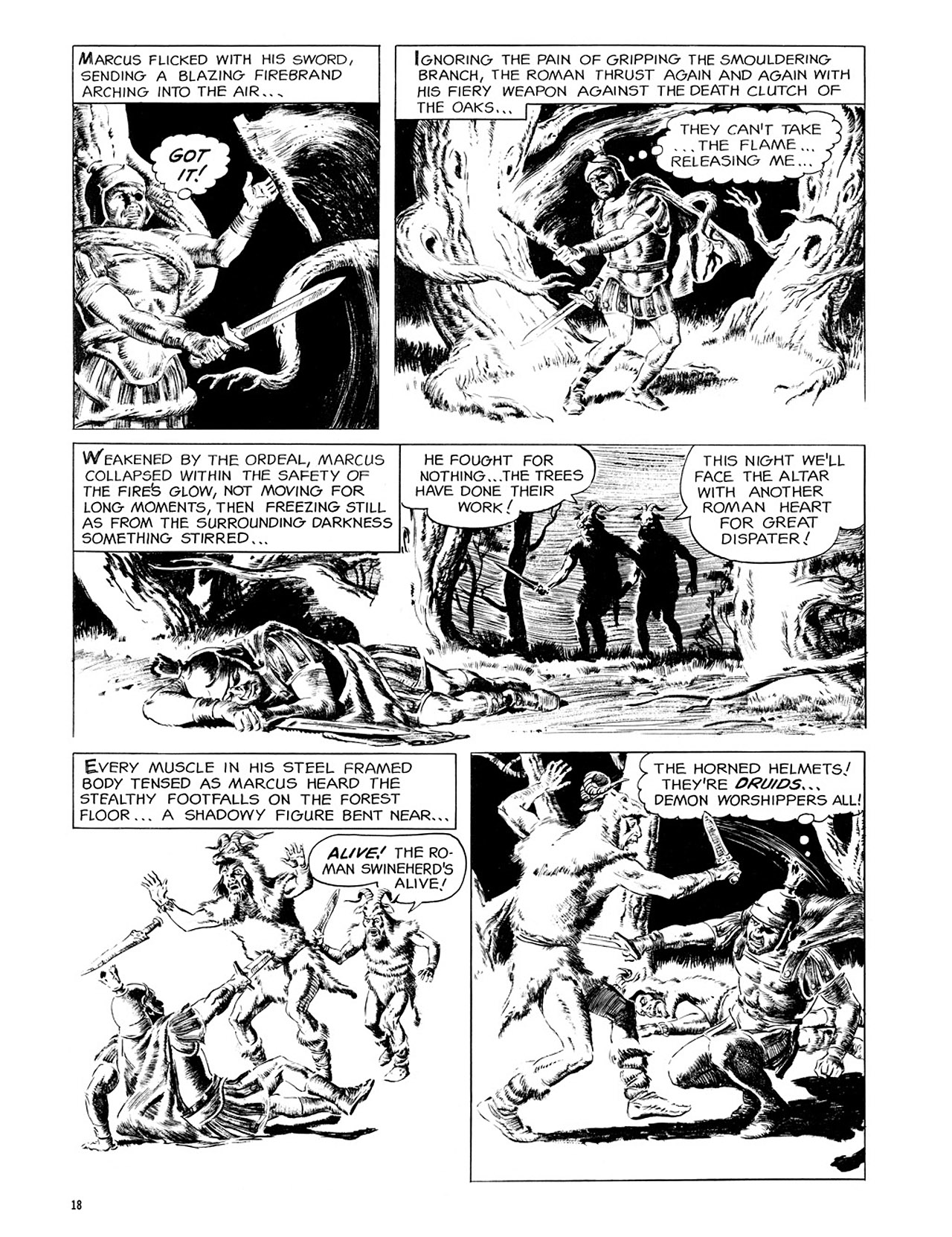 Read online Eerie Archives comic -  Issue # TPB 2 - 19