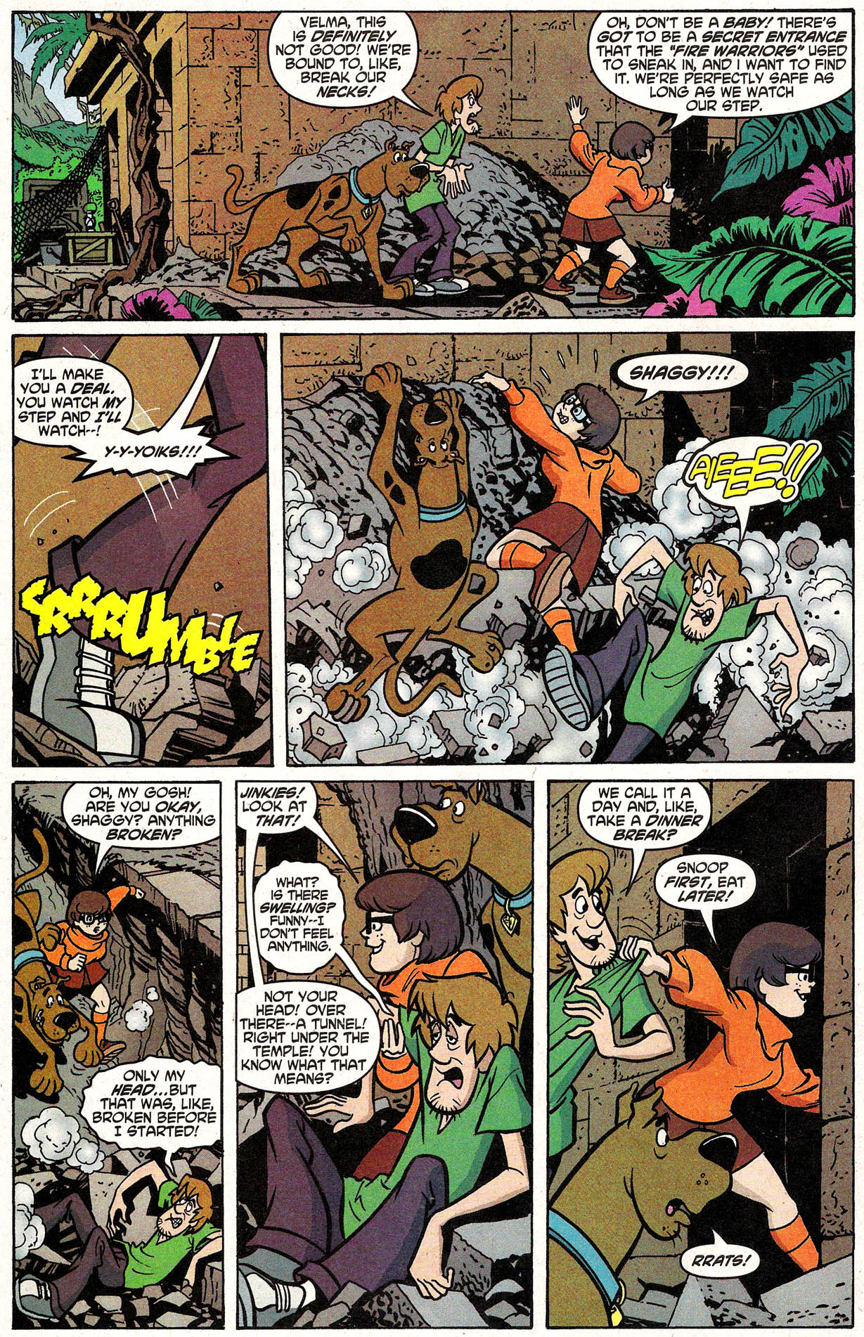 Read online Scooby-Doo (1997) comic -  Issue #105 - 24