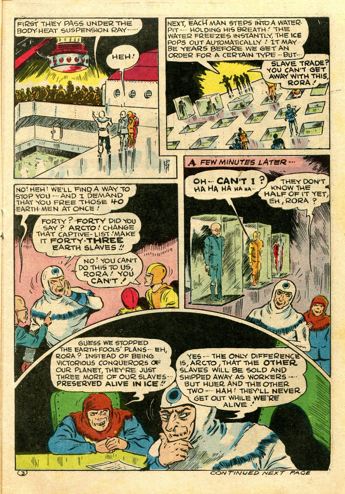 Read online Famous Funnies comic -  Issue #106 - 5