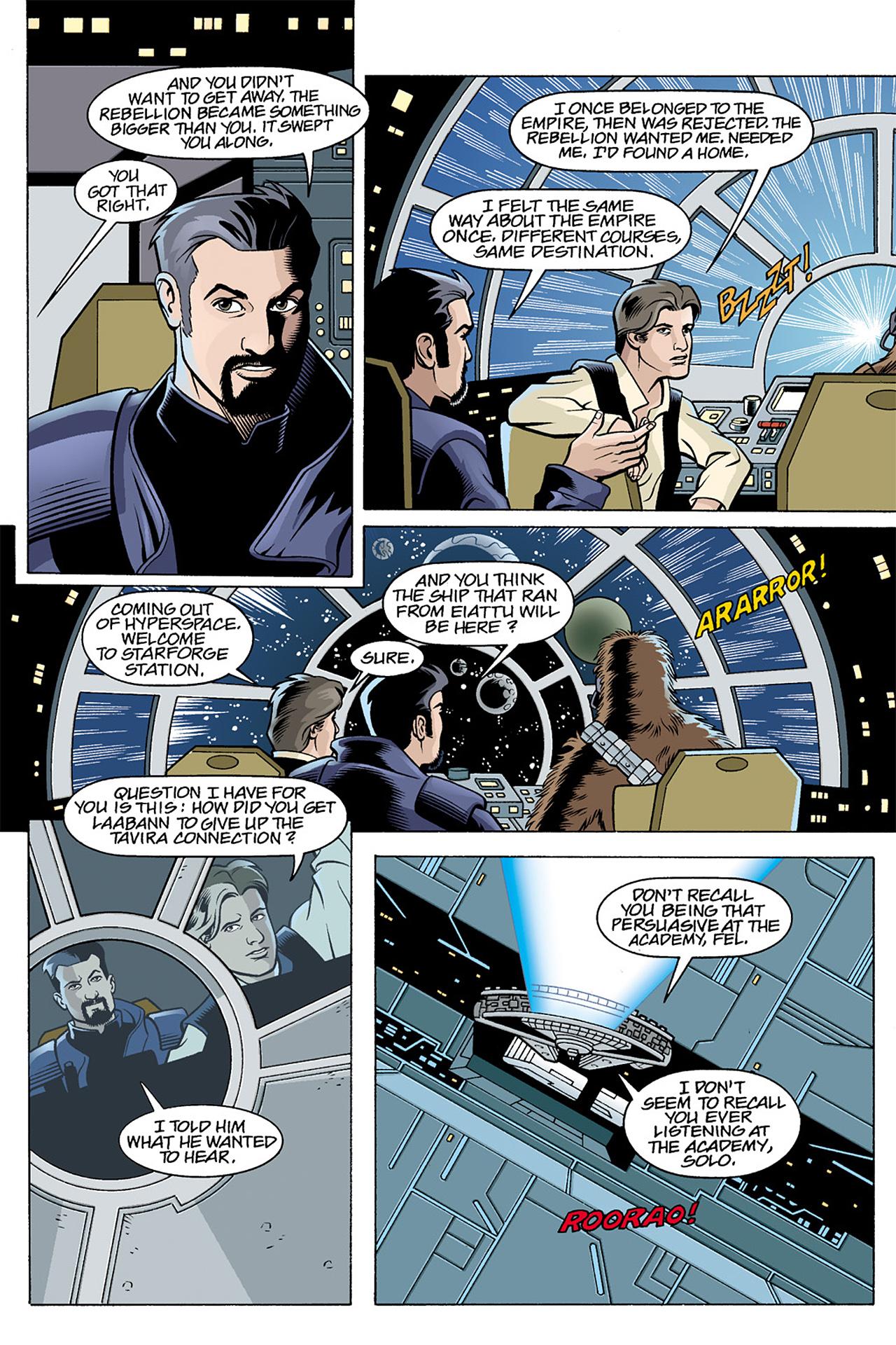Read online Star Wars Omnibus comic -  Issue # Vol. 3 - 217