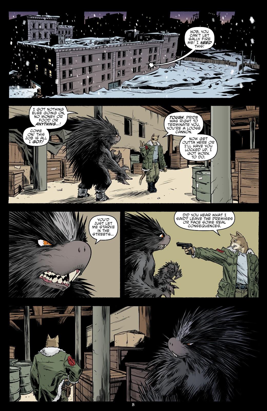 Read online Teenage Mutant Ninja Turtles (2011) comic -  Issue #102 - 15