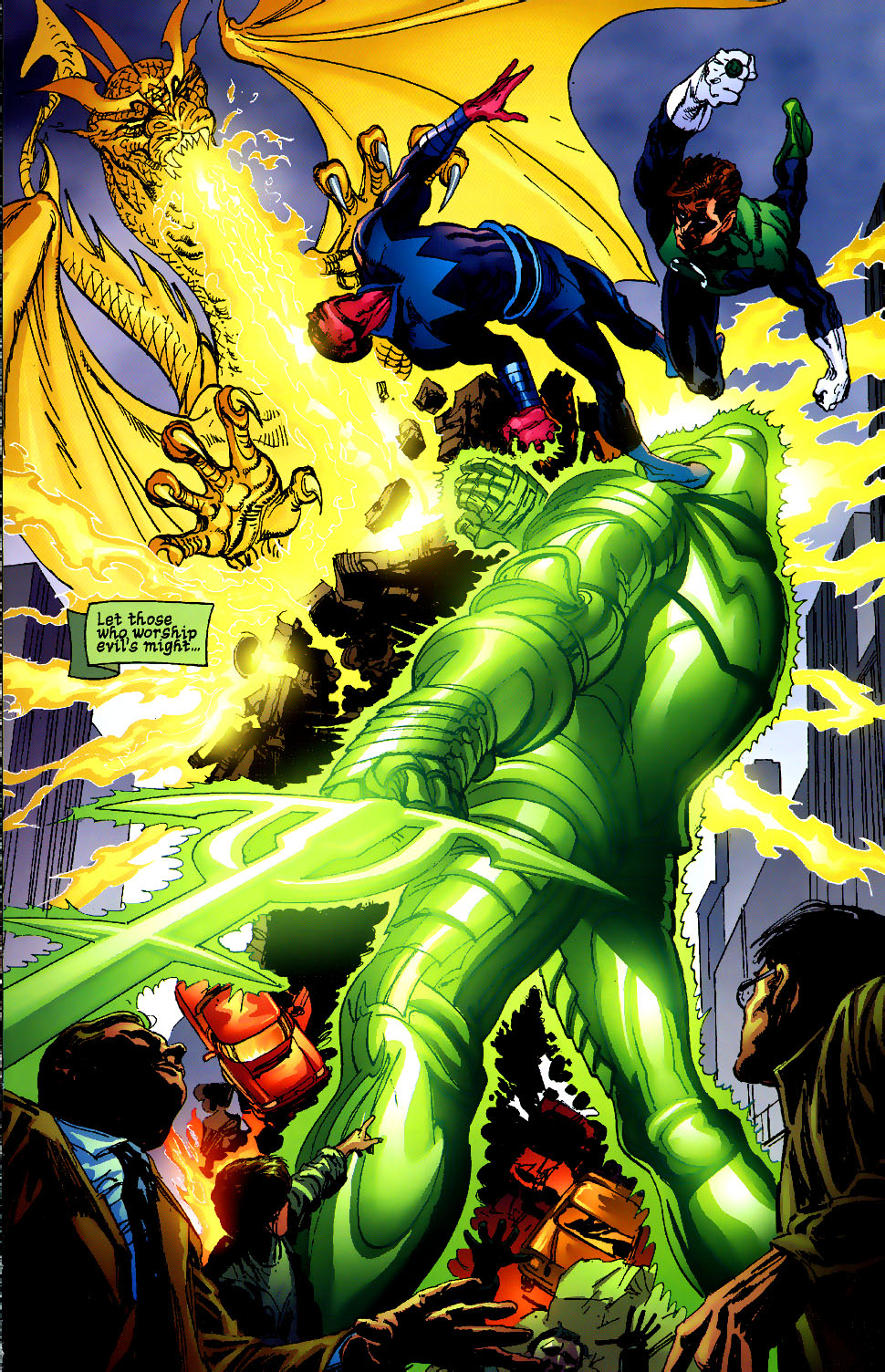 Read online Green Lantern: Legacy: The Last Will and Testament of Hal Jordan comic -  Issue # TPB - 8