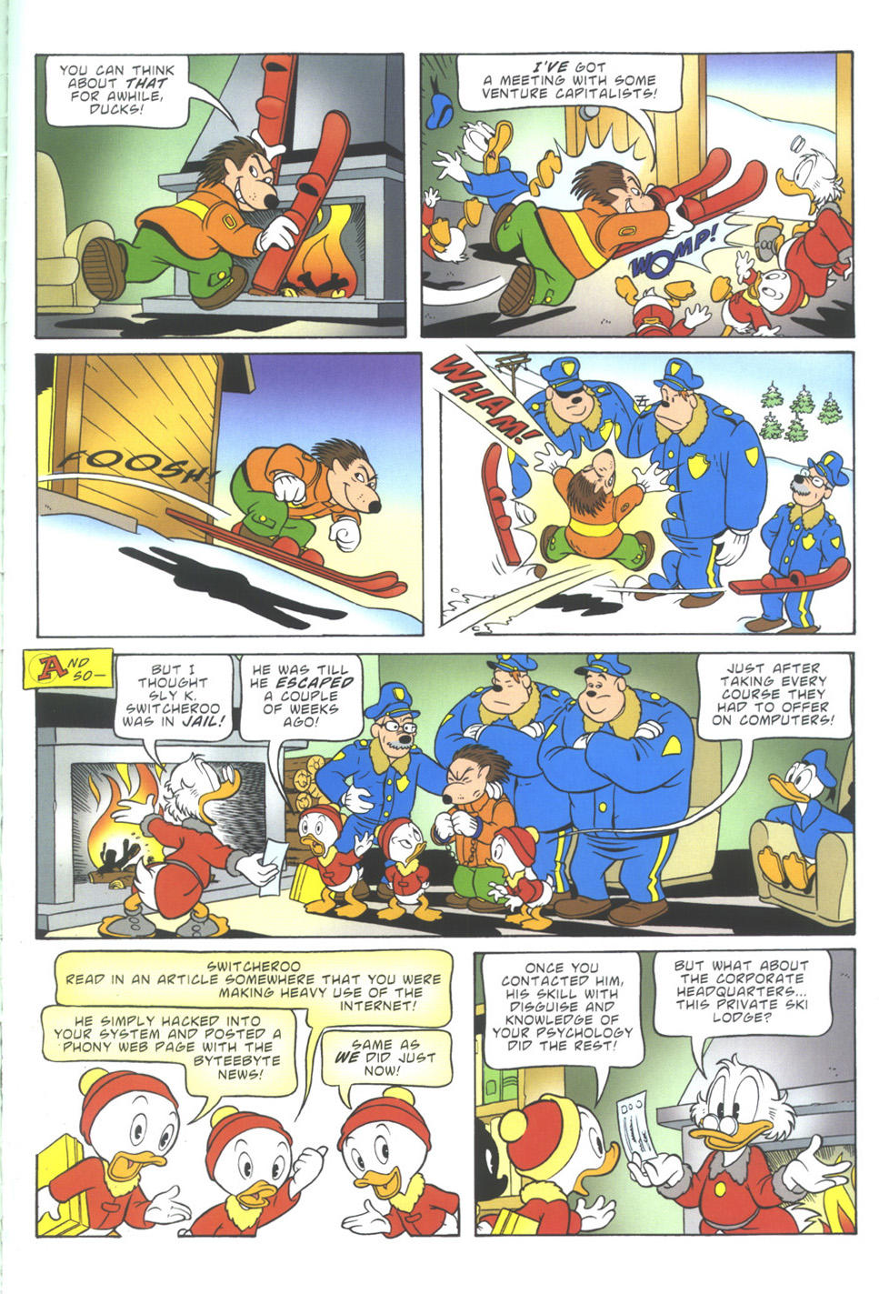 Read online Uncle Scrooge (1953) comic -  Issue #345 - 65