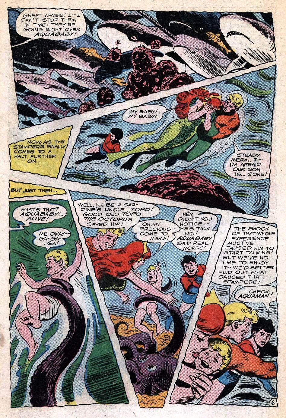 Read online Aquaman (1962) comic -  Issue #32 - 9