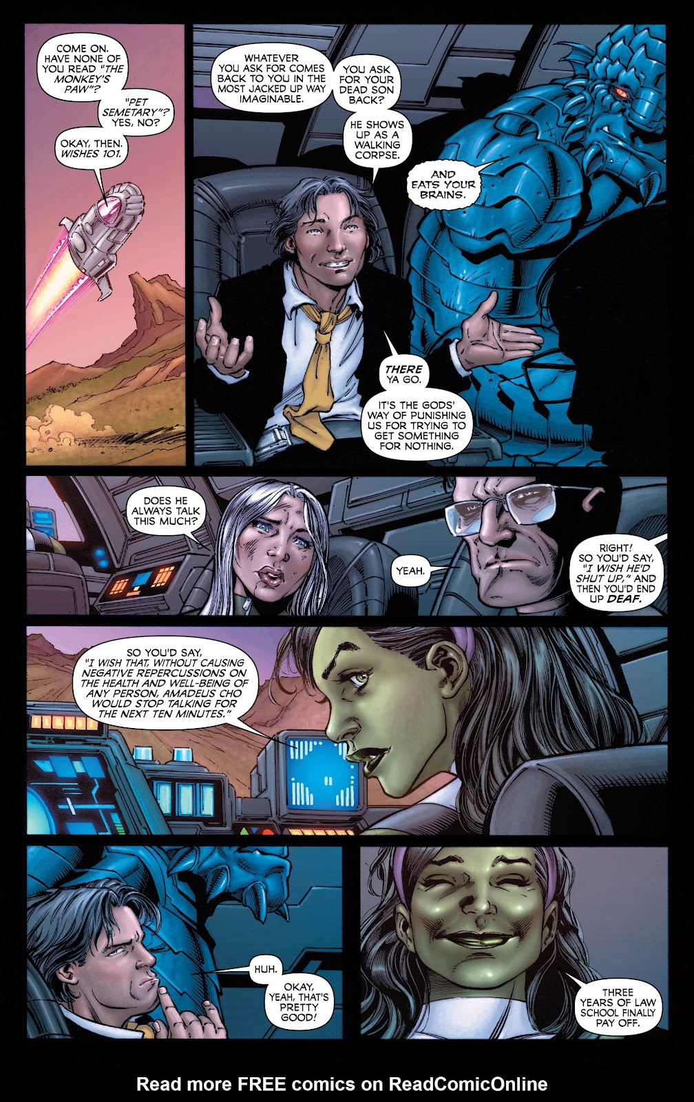 Read online Incredible Hulks (2010) comic -  Issue # _TPB Heart of the Monster - 20