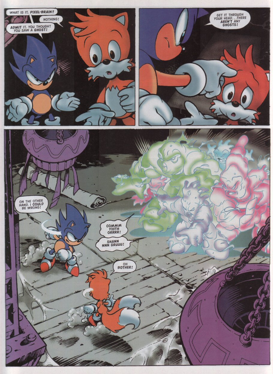 Read online Sonic the Comic comic -  Issue #126 - 5