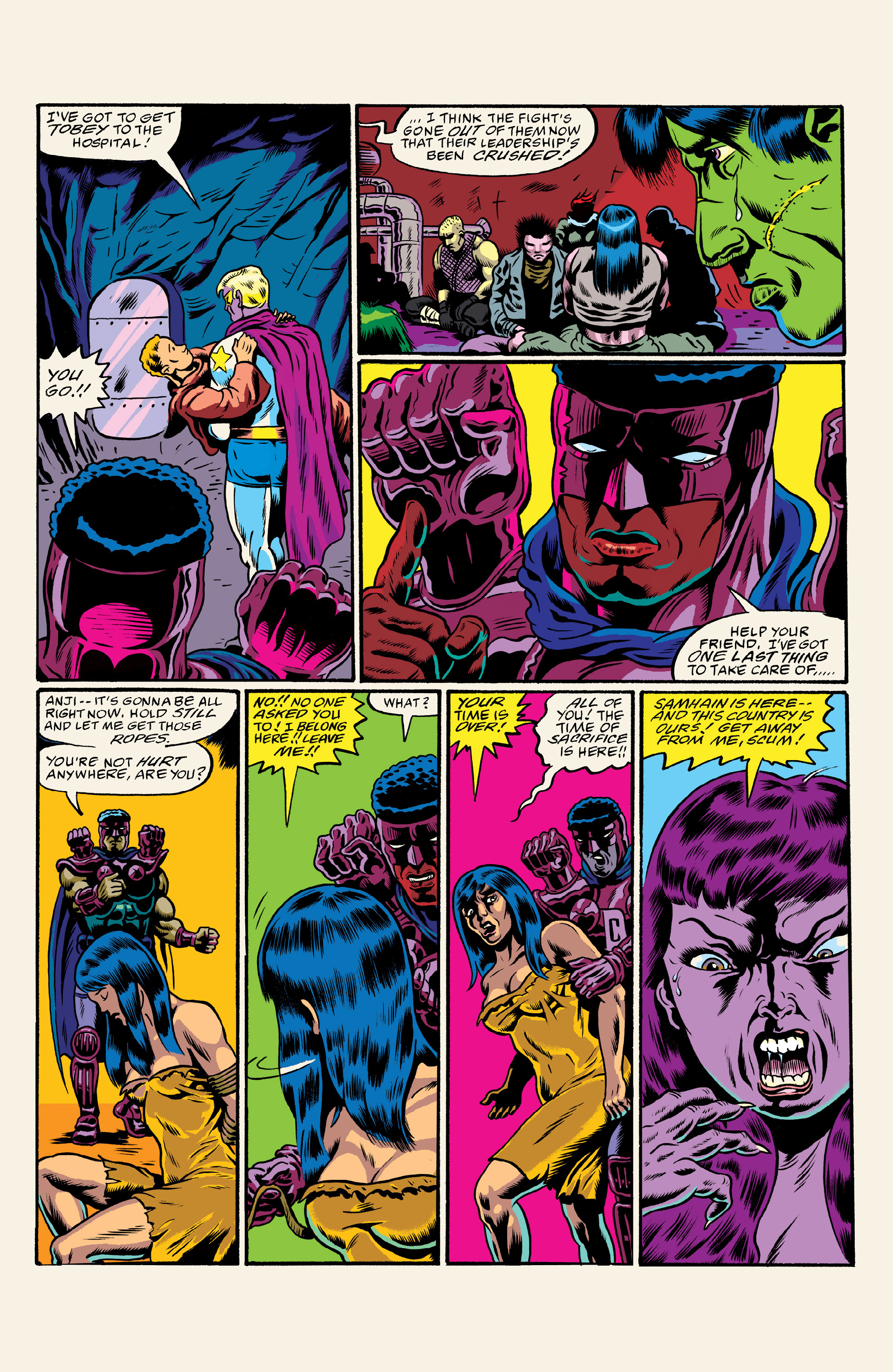 Read online All Time Comics: Crime Destroyer comic -  Issue #1 - 30