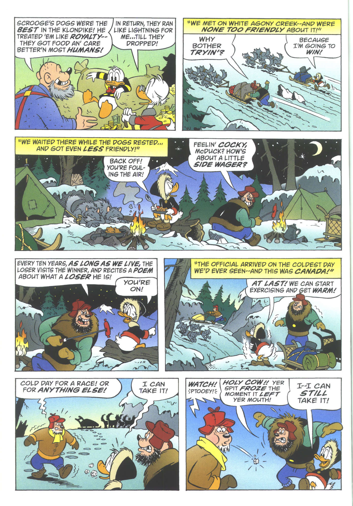 Read online Uncle Scrooge (1953) comic -  Issue #361 - 58