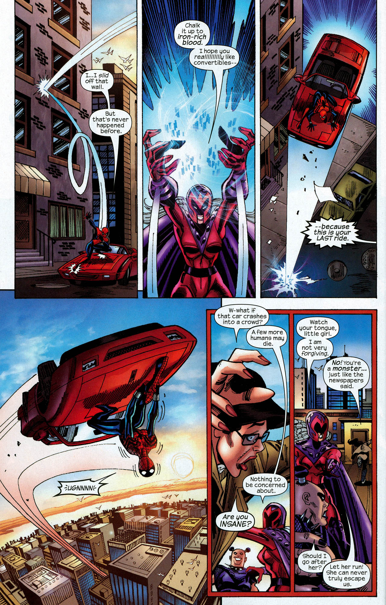 Read online Amazing Spider-Girl comic -  Issue #22 - 28