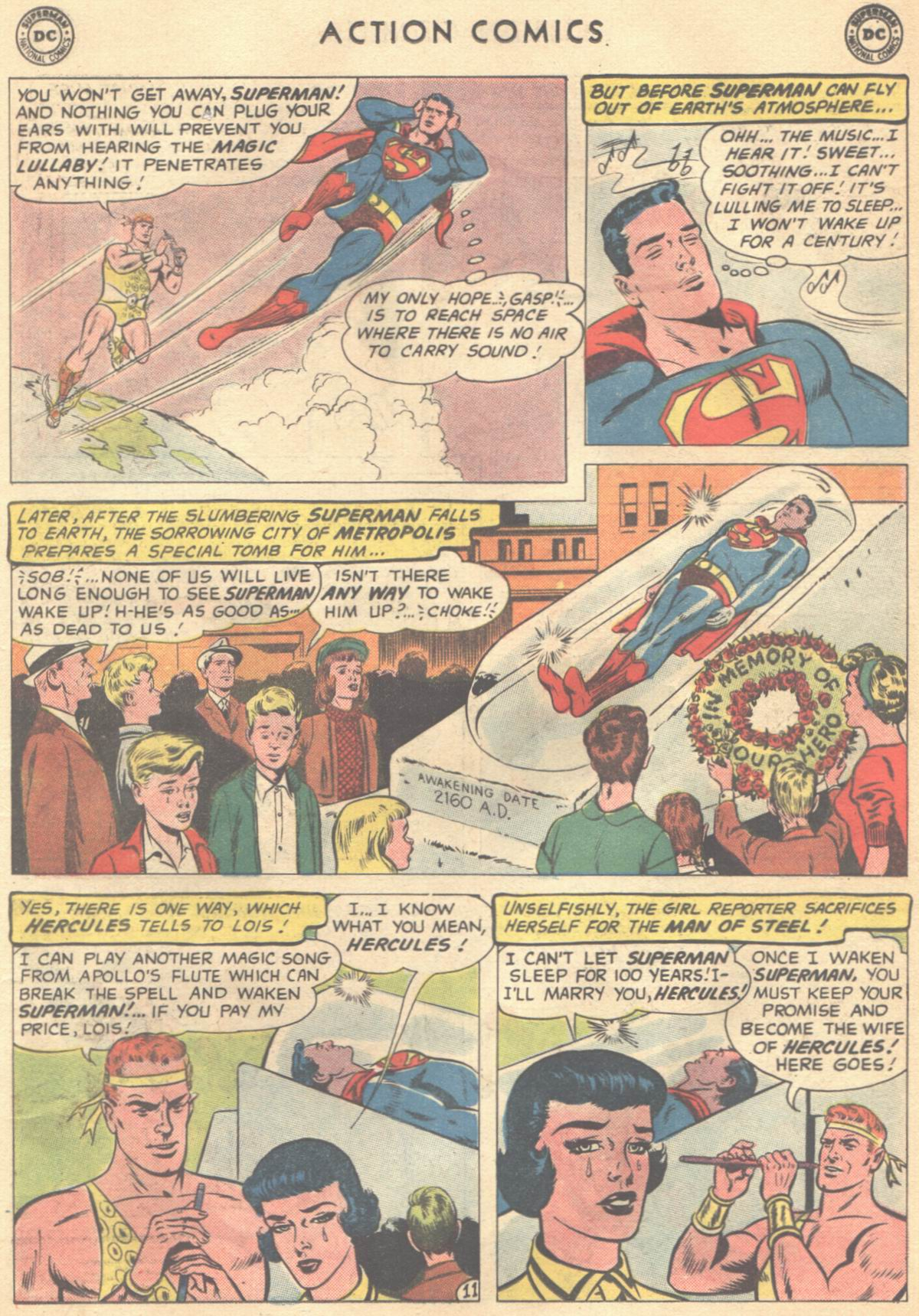Read online Action Comics (1938) comic -  Issue #268 - 13
