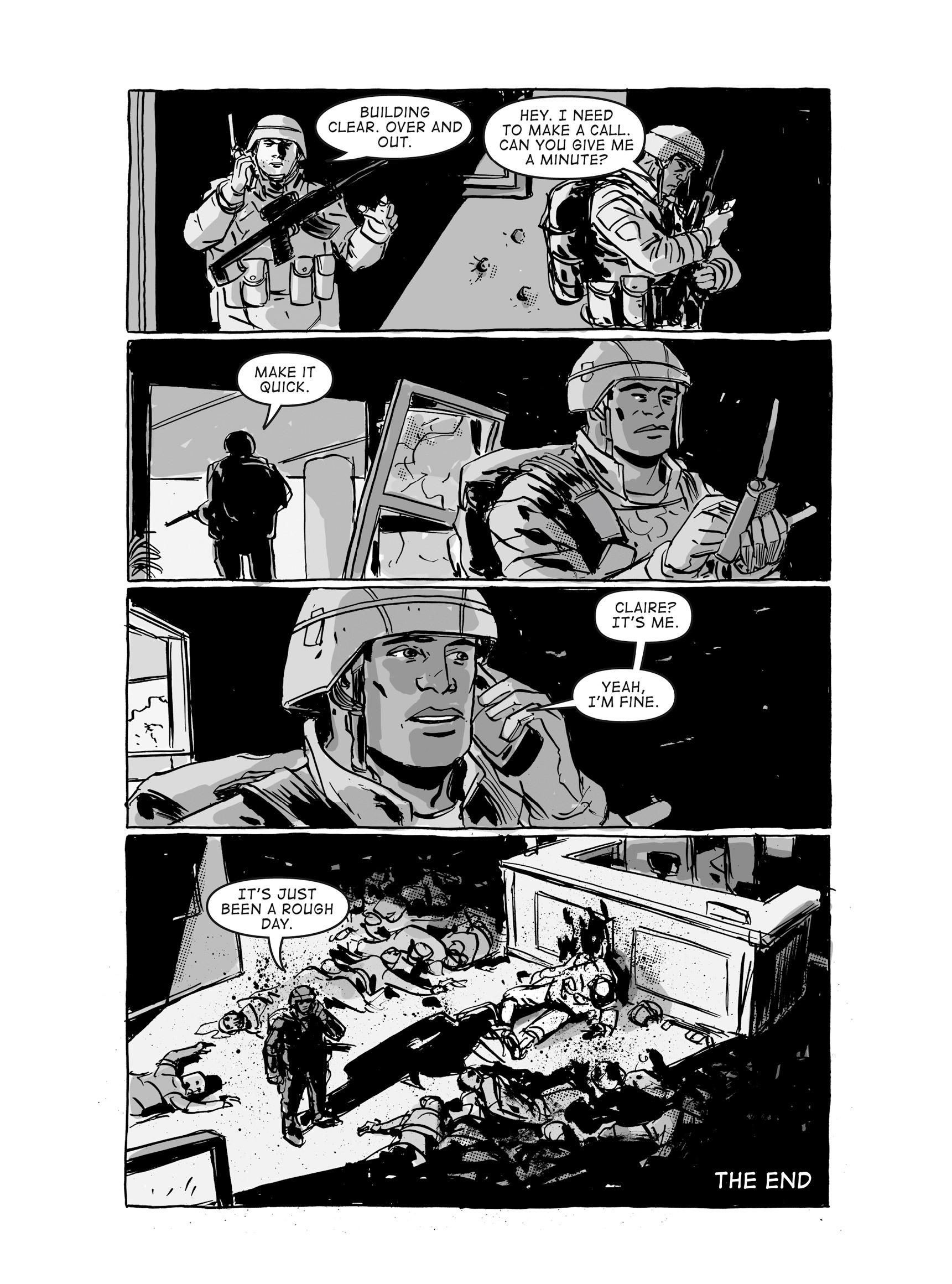 Read online FUBAR comic -  Issue #3 - 381