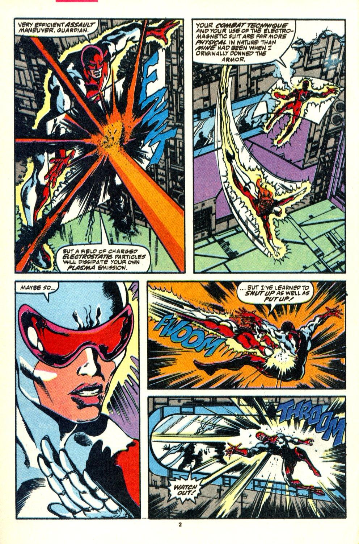Read online Alpha Flight (1983) comic -  Issue #92 - 3
