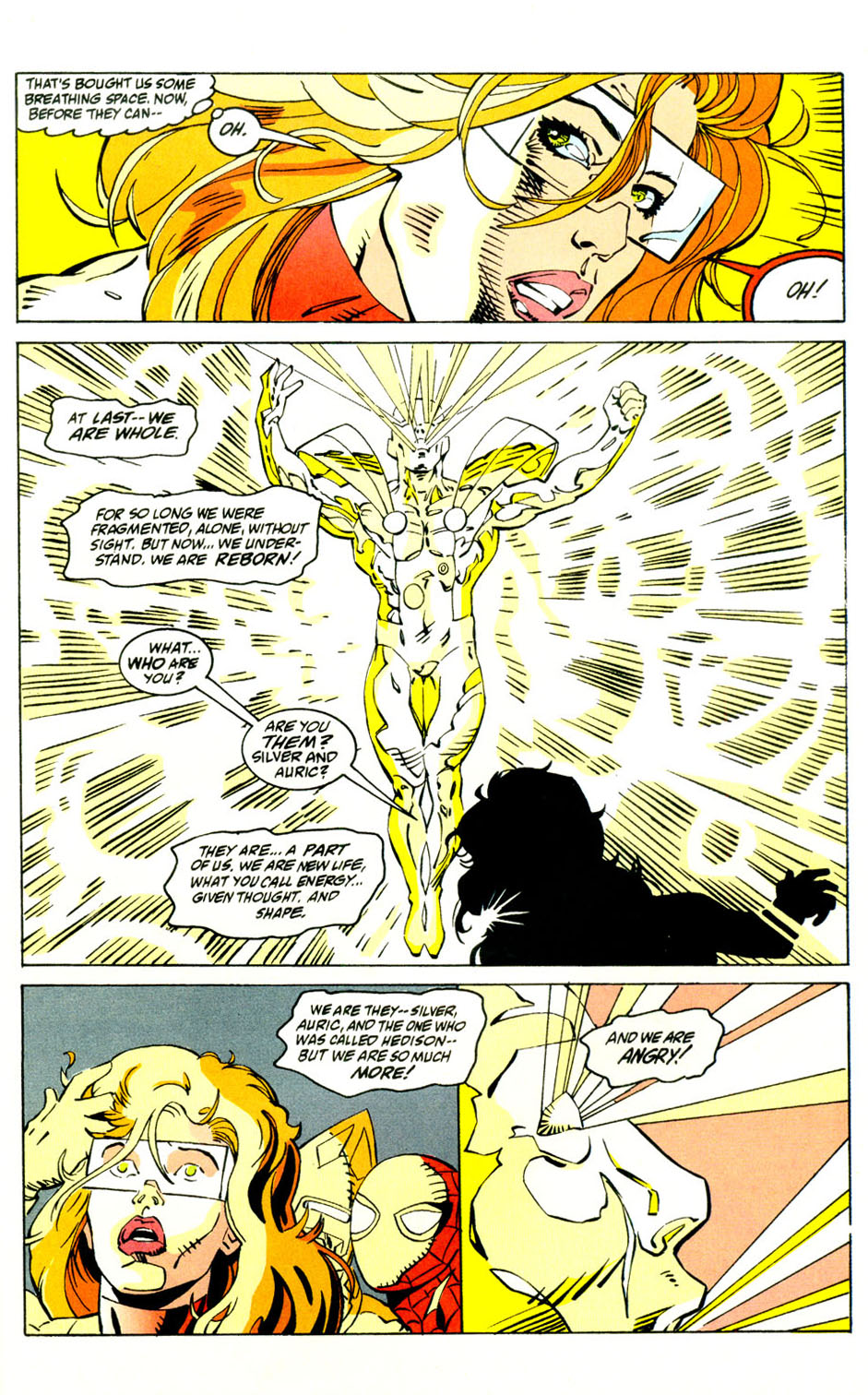 Read online Alpha Flight (1983) comic -  Issue #121 - 21