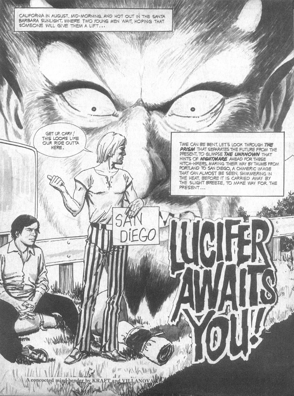 Psycho issue Annual - Page 5