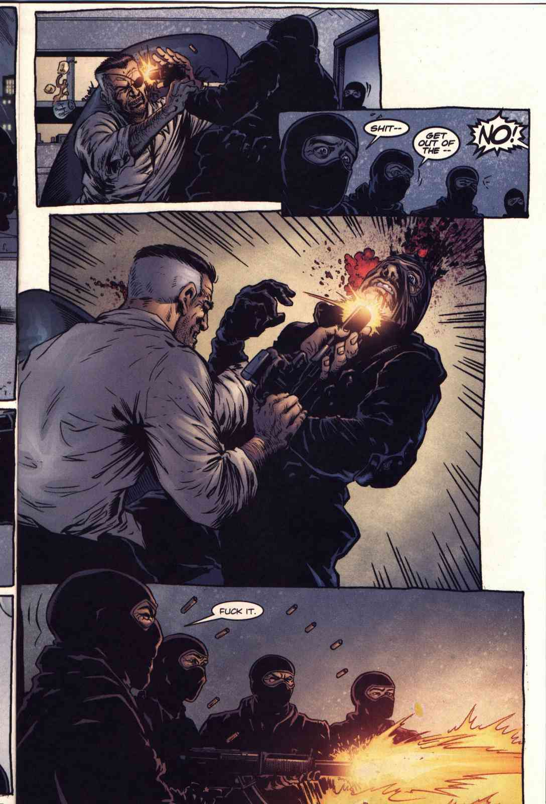 Read online Fury comic -  Issue #2 - 20