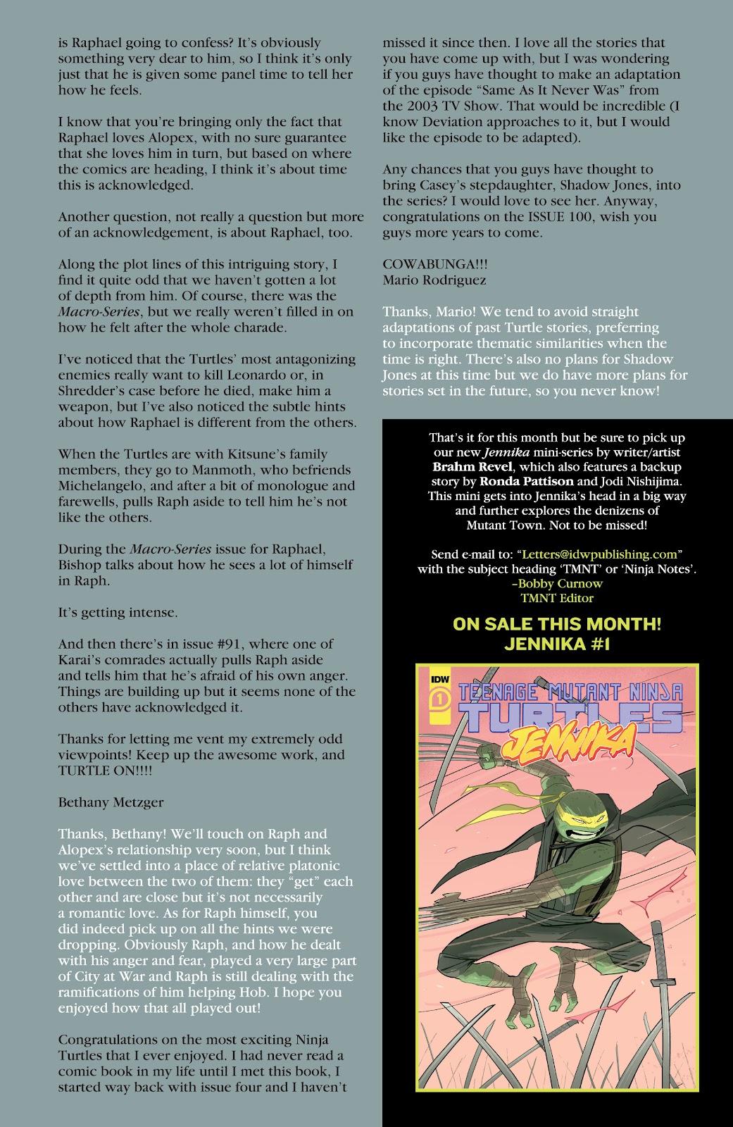 Read online Teenage Mutant Ninja Turtles (2011) comic -  Issue #102 - 24