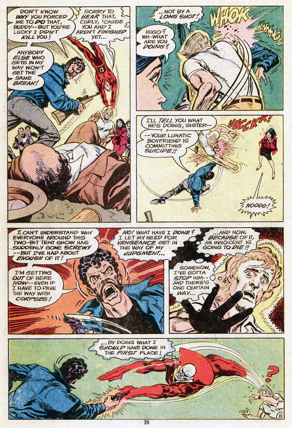 Read online Adventure Comics (1938) comic -  Issue #459 - 22