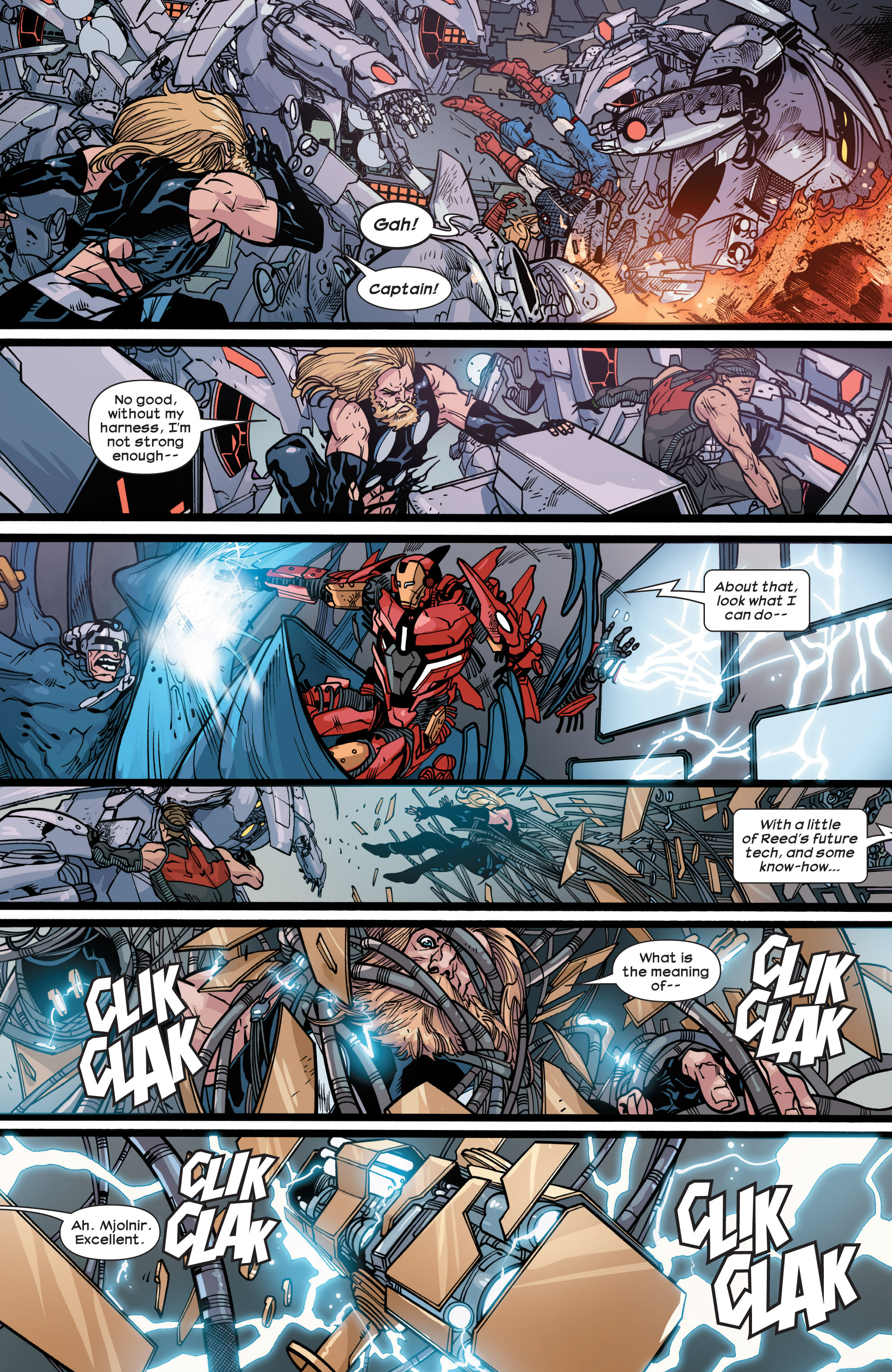Read online Ultimate Comics Ultimates comic -  Issue #30 - 9