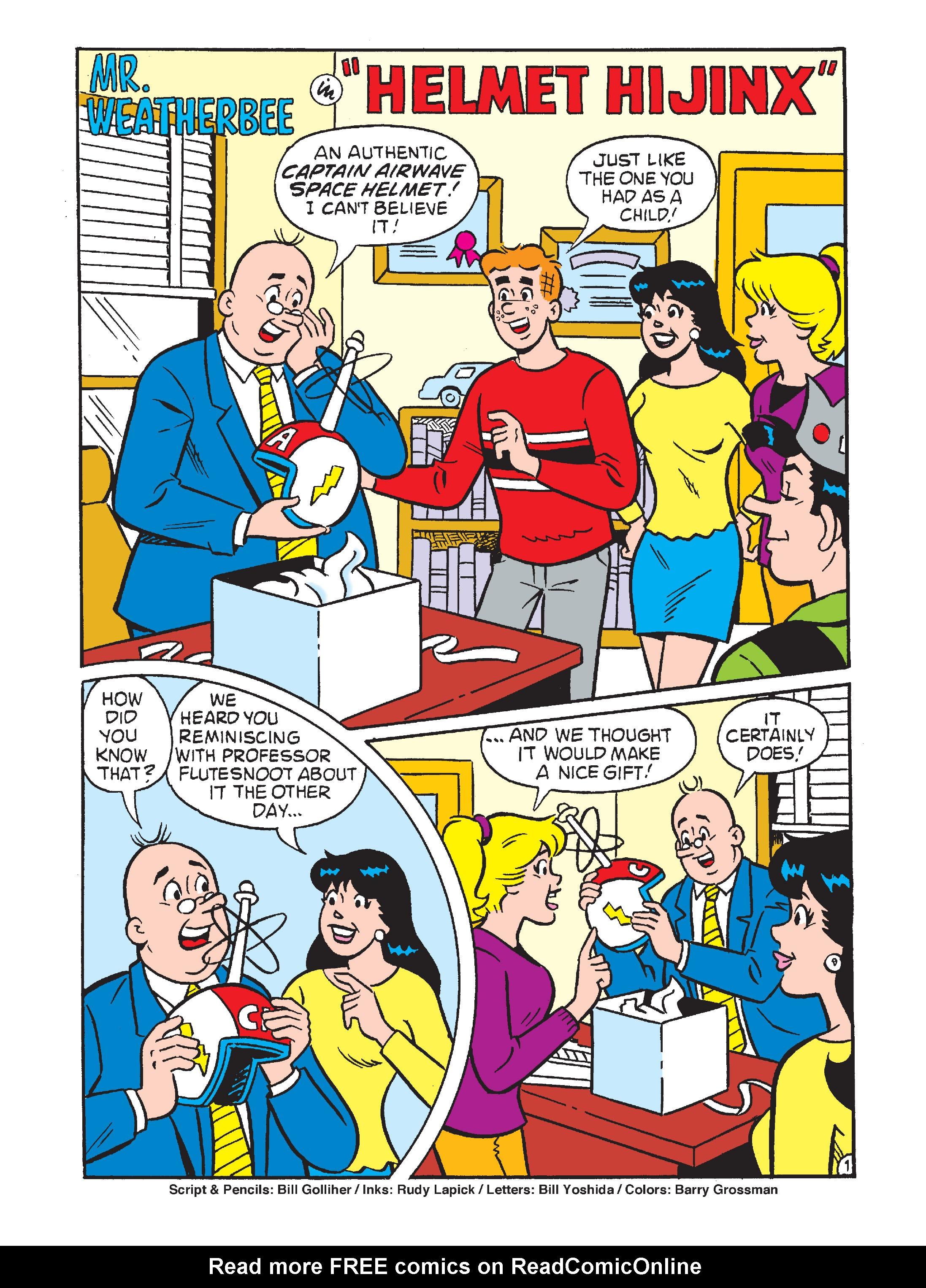 Read online Archie 1000 Page Comics Bonanza comic -  Issue #1 (Part 2) - 8