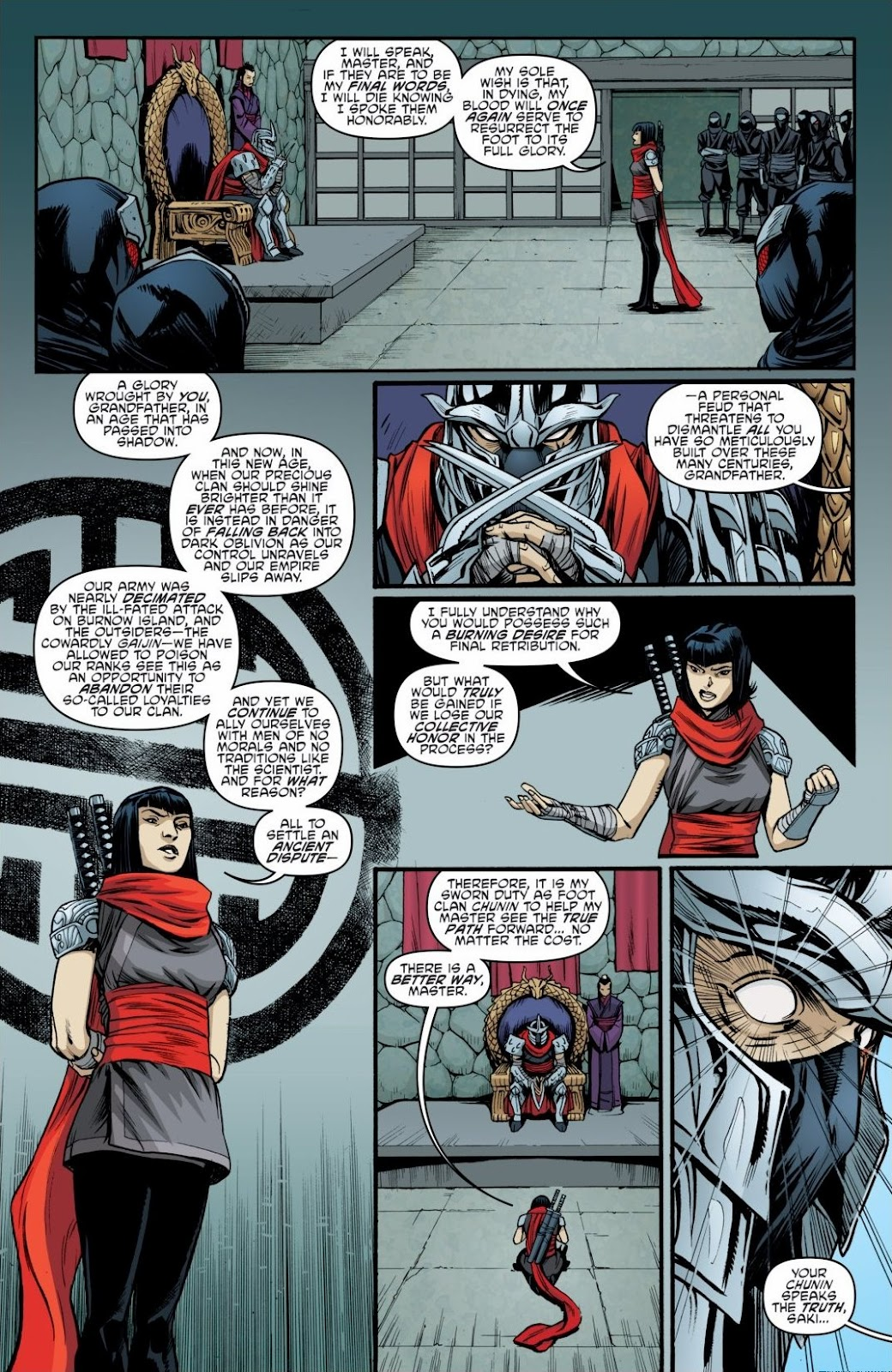 Read online Teenage Mutant Ninja Turtles: The IDW Collection comic -  Issue # TPB 6 (Part 3) - 25