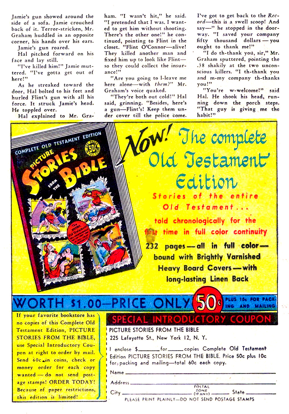 Read online Sensation (Mystery) Comics comic -  Issue #29 - 41