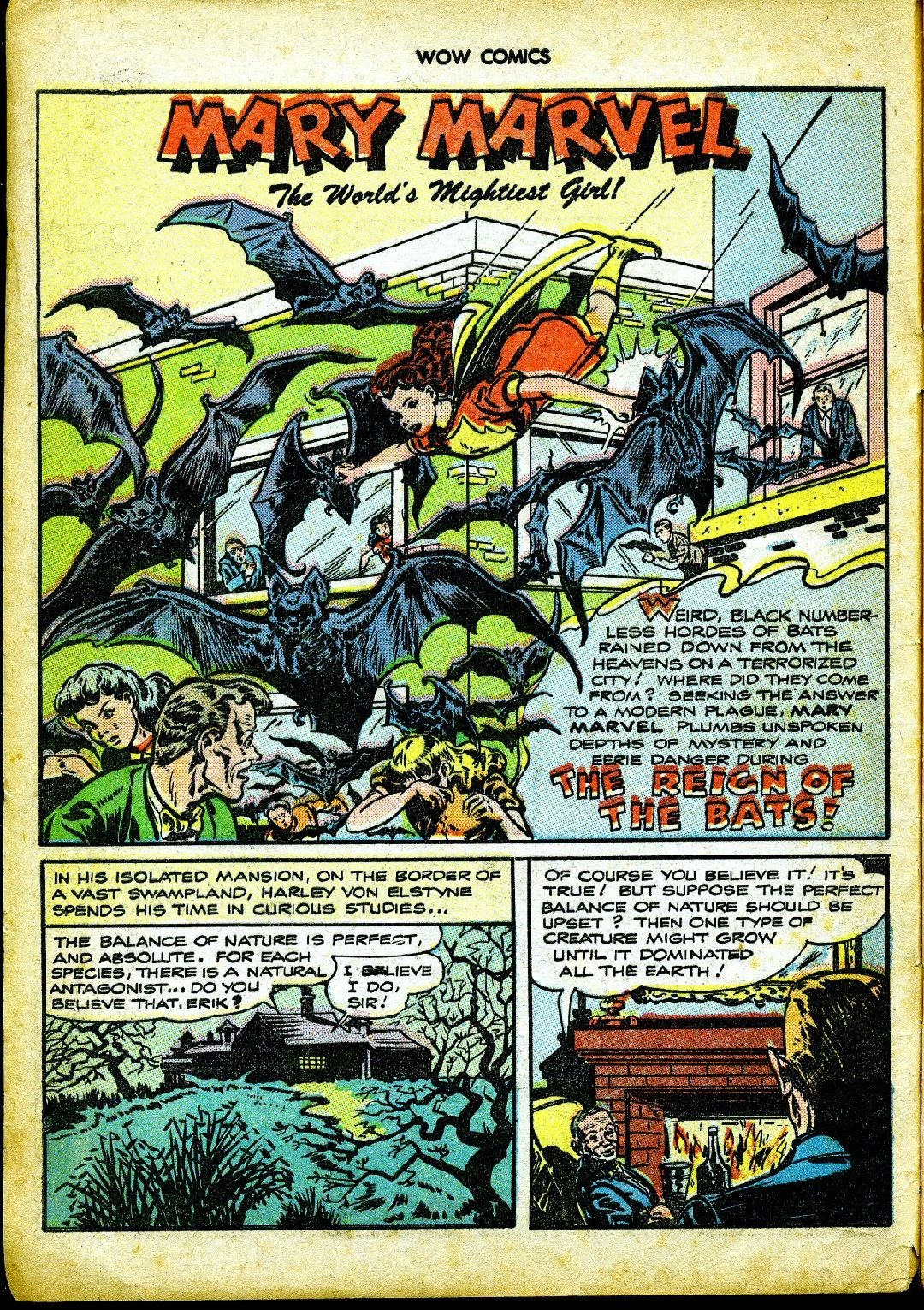 Wow Comics issue 57 - Page 4