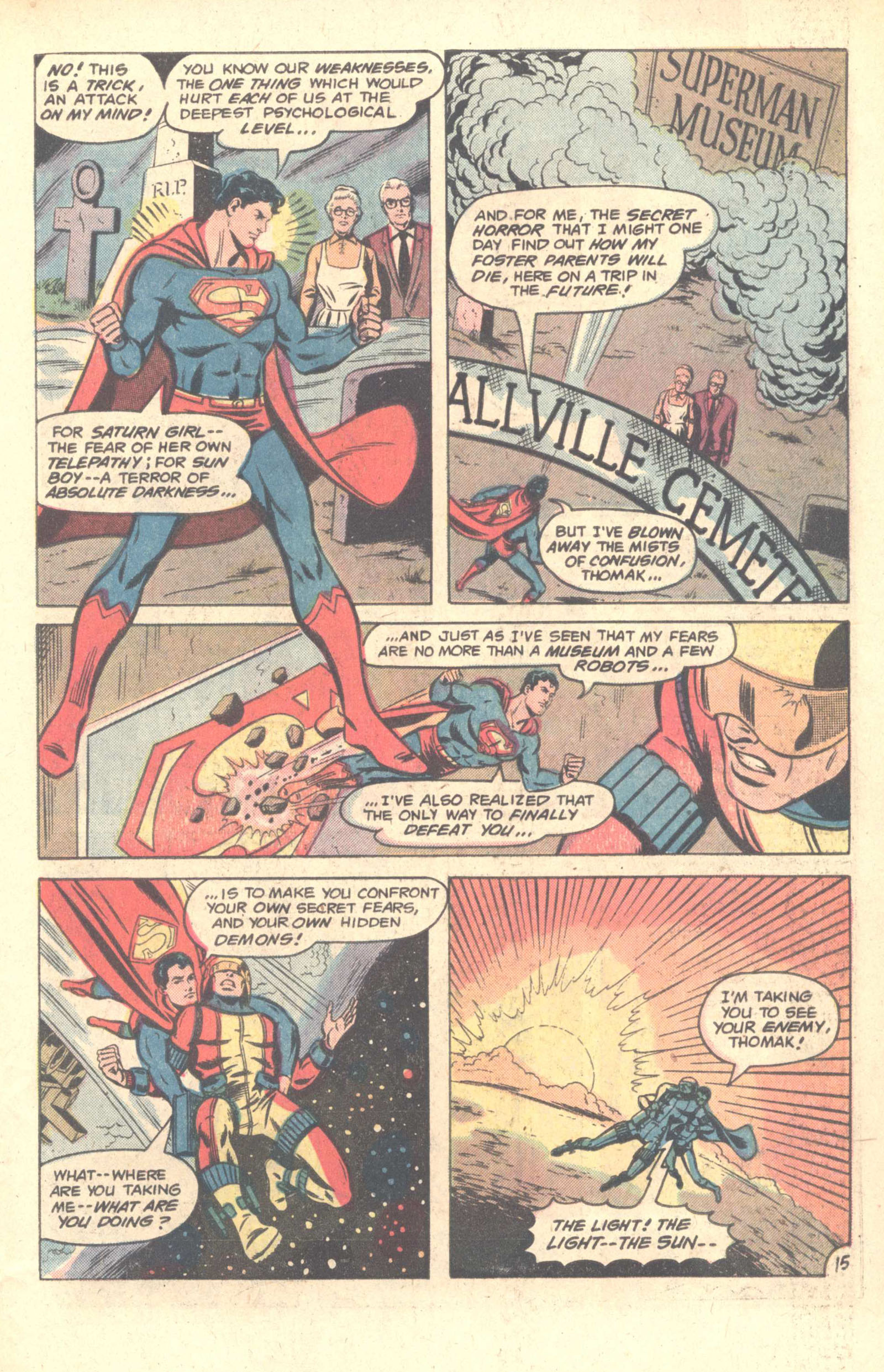 Legion of Super-Heroes (1980) 259 Page 25