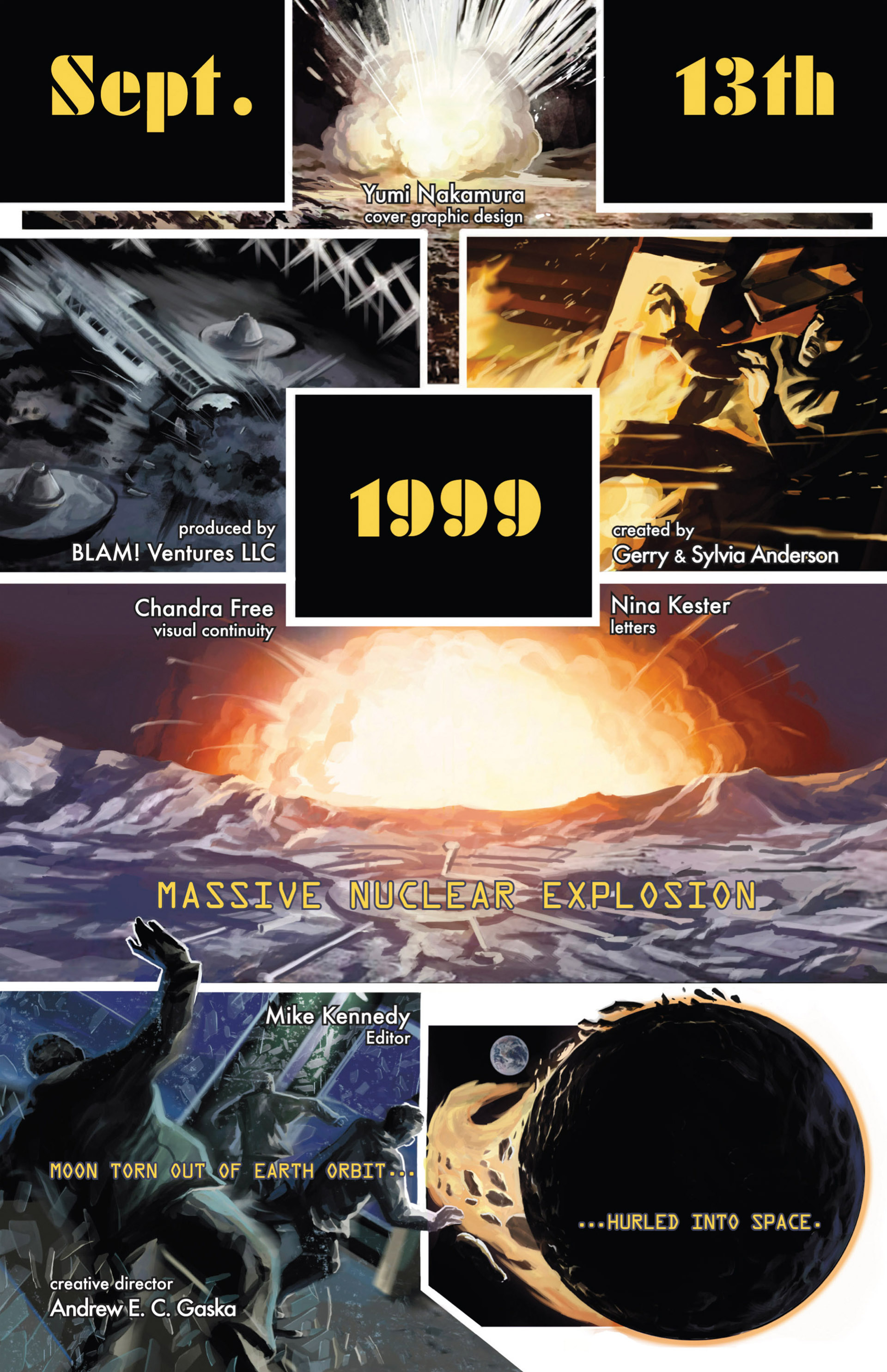 Read online Space: 1999: Aftershock comic -  Issue #3 - 7