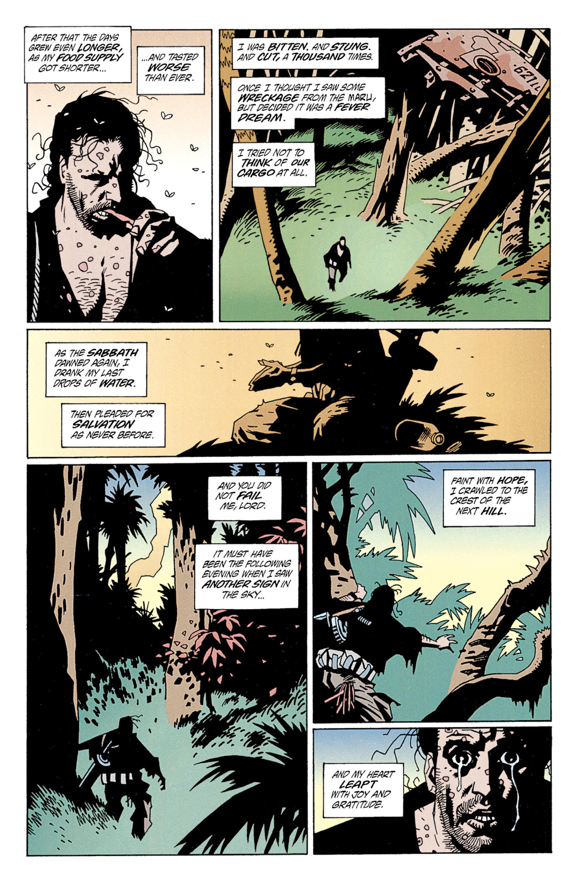 Read online Aliens: Salvation comic -  Issue # TPB - 25