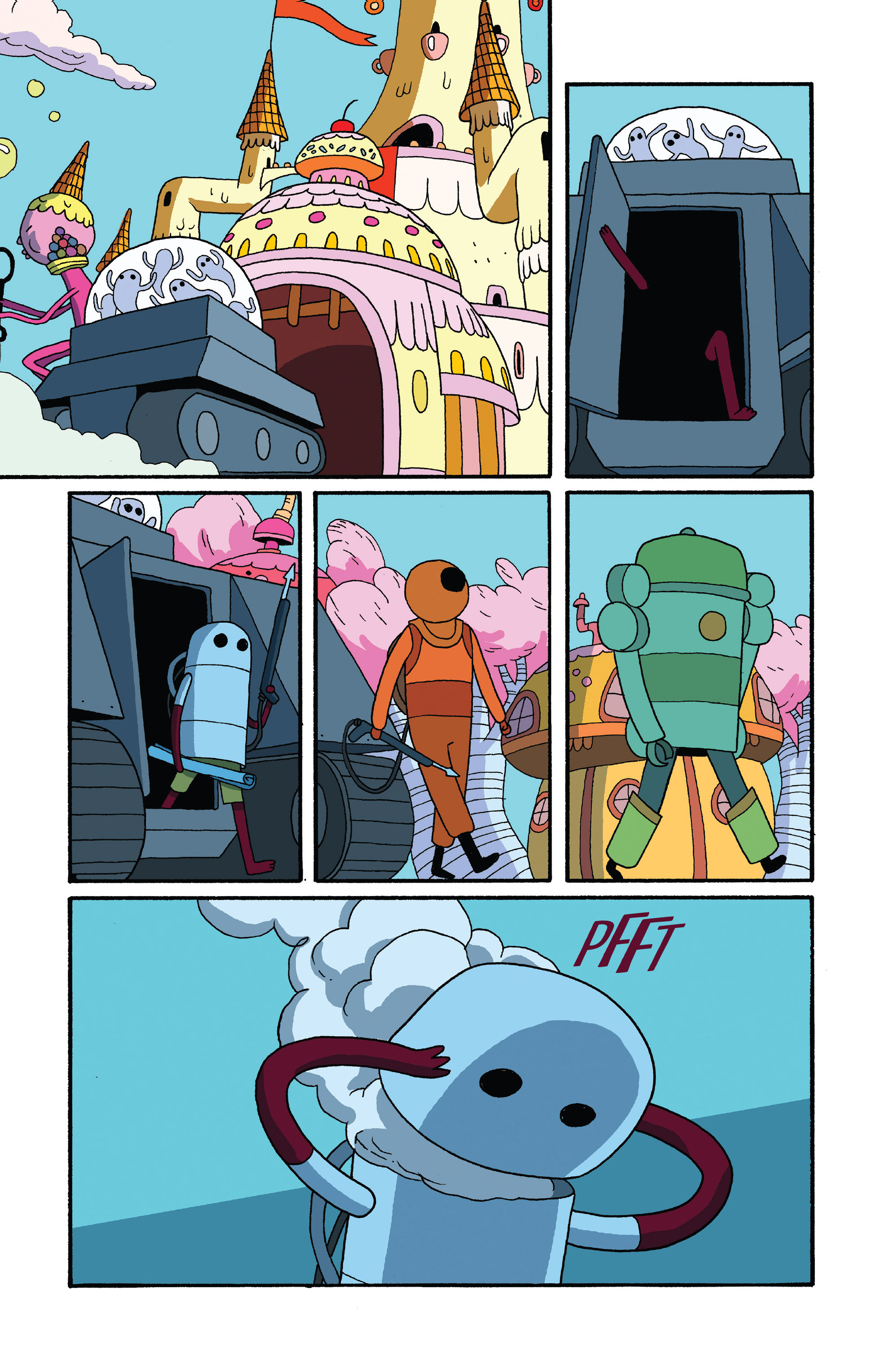 Read online Adventure Time comic -  Issue #Adventure Time _TPB 6 - 67