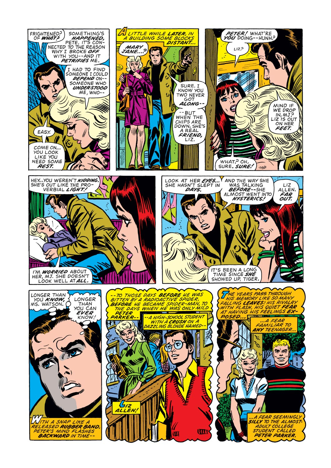 The Amazing Spider-Man (1963) 132 Page 6