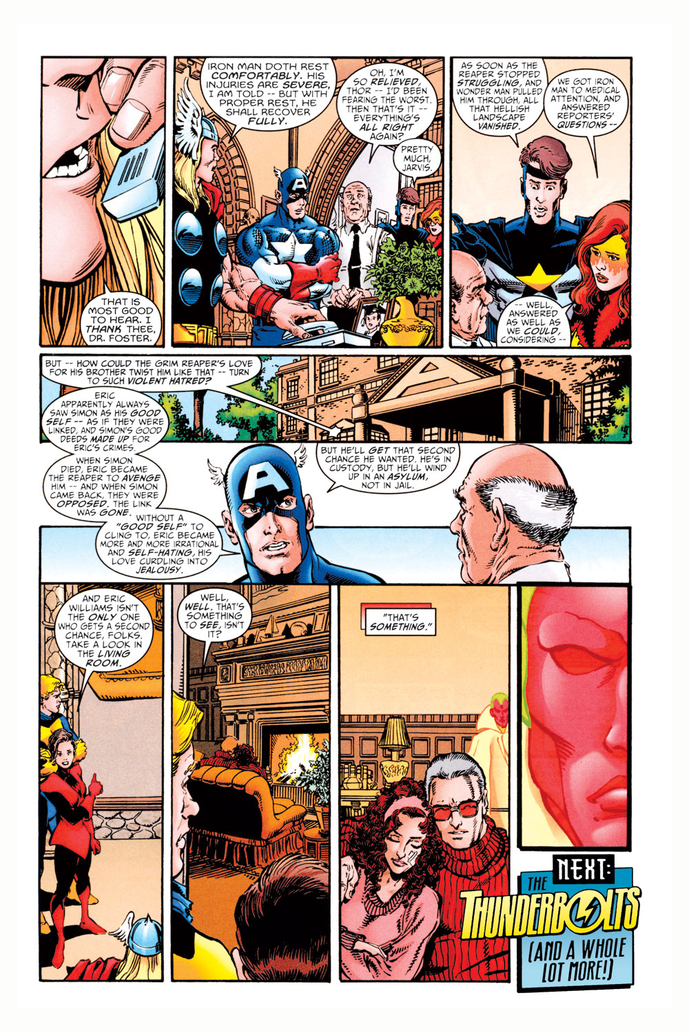 Read online Avengers (1998) comic -  Issue #11 - 22