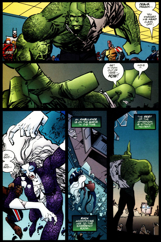 The Savage Dragon (1993) Issue #60 #63 - English 19
