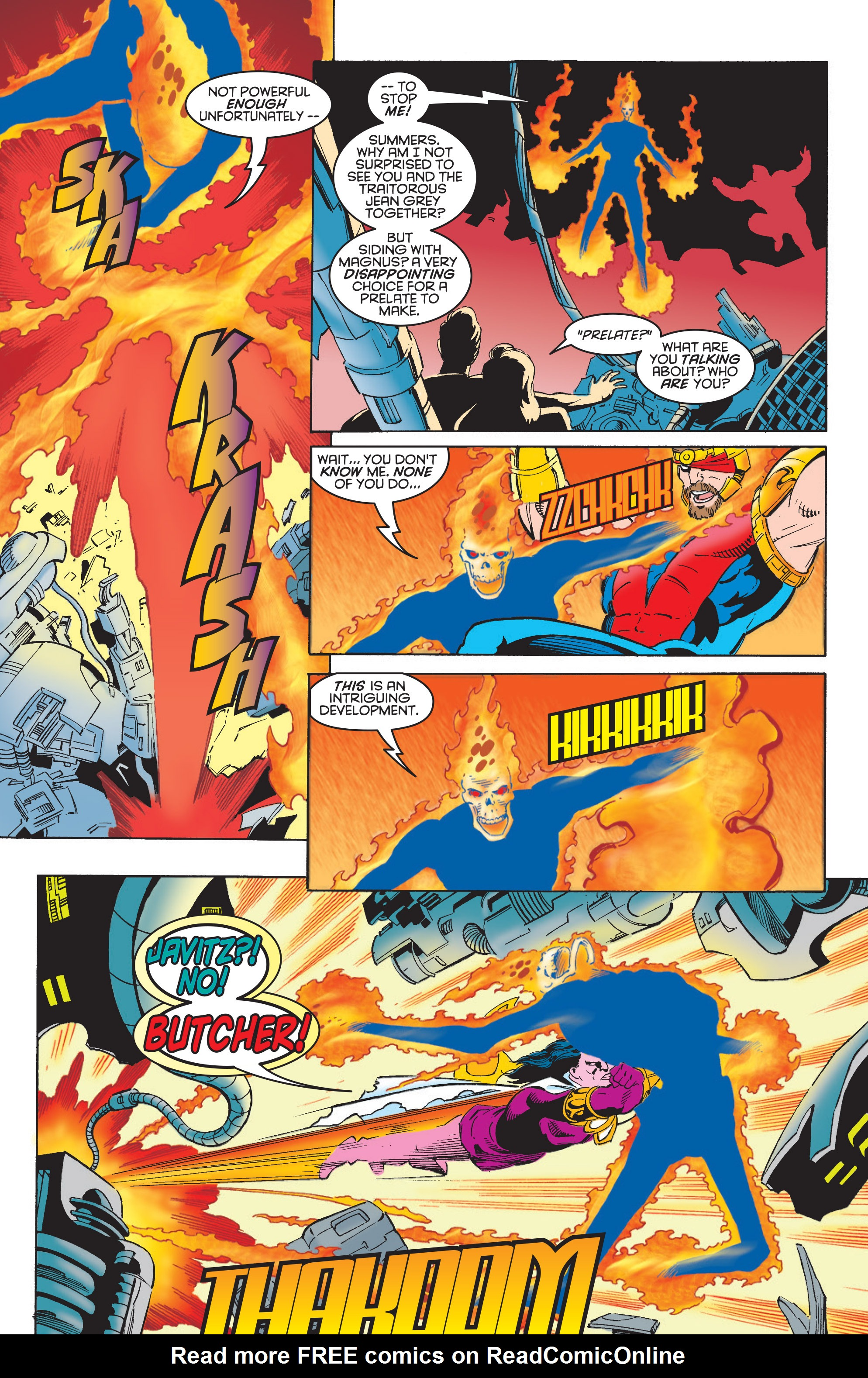 X-Men (1991) 43 Page 8