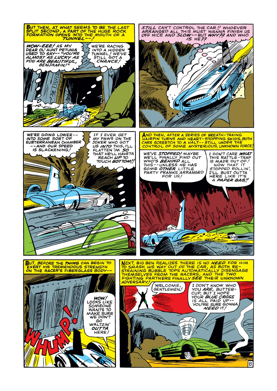 Comic Fantastic Four (1961) issue 183