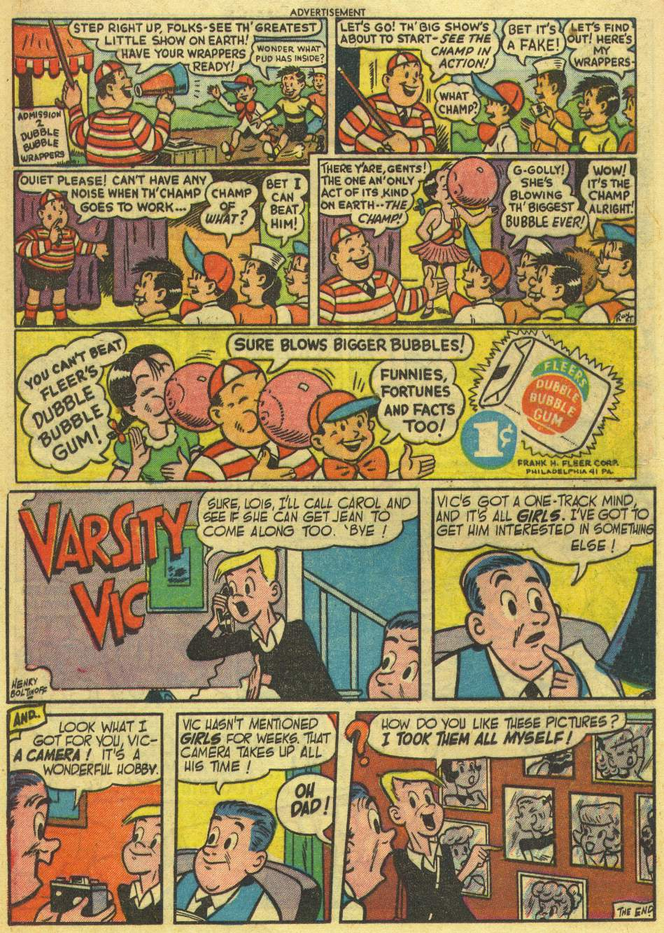 Read online Adventure Comics (1938) comic -  Issue #167 - 24