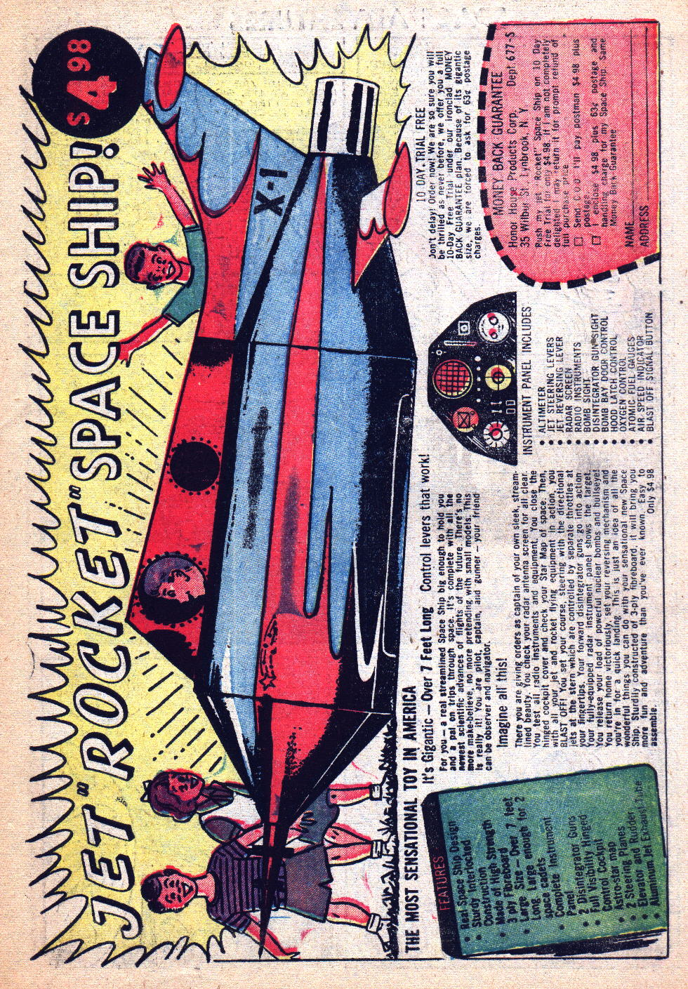 Space Adventures (1952) issue 21 - Page 31