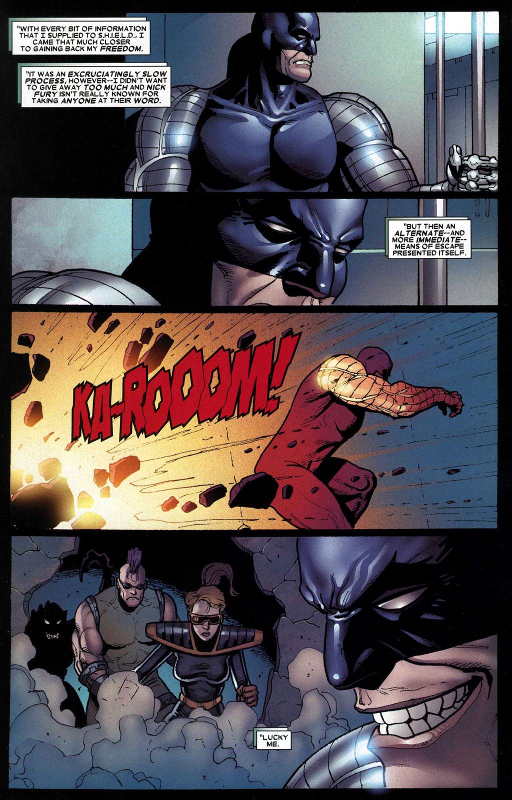 Read online Wolverine: Origins comic -  Issue #12 - 15